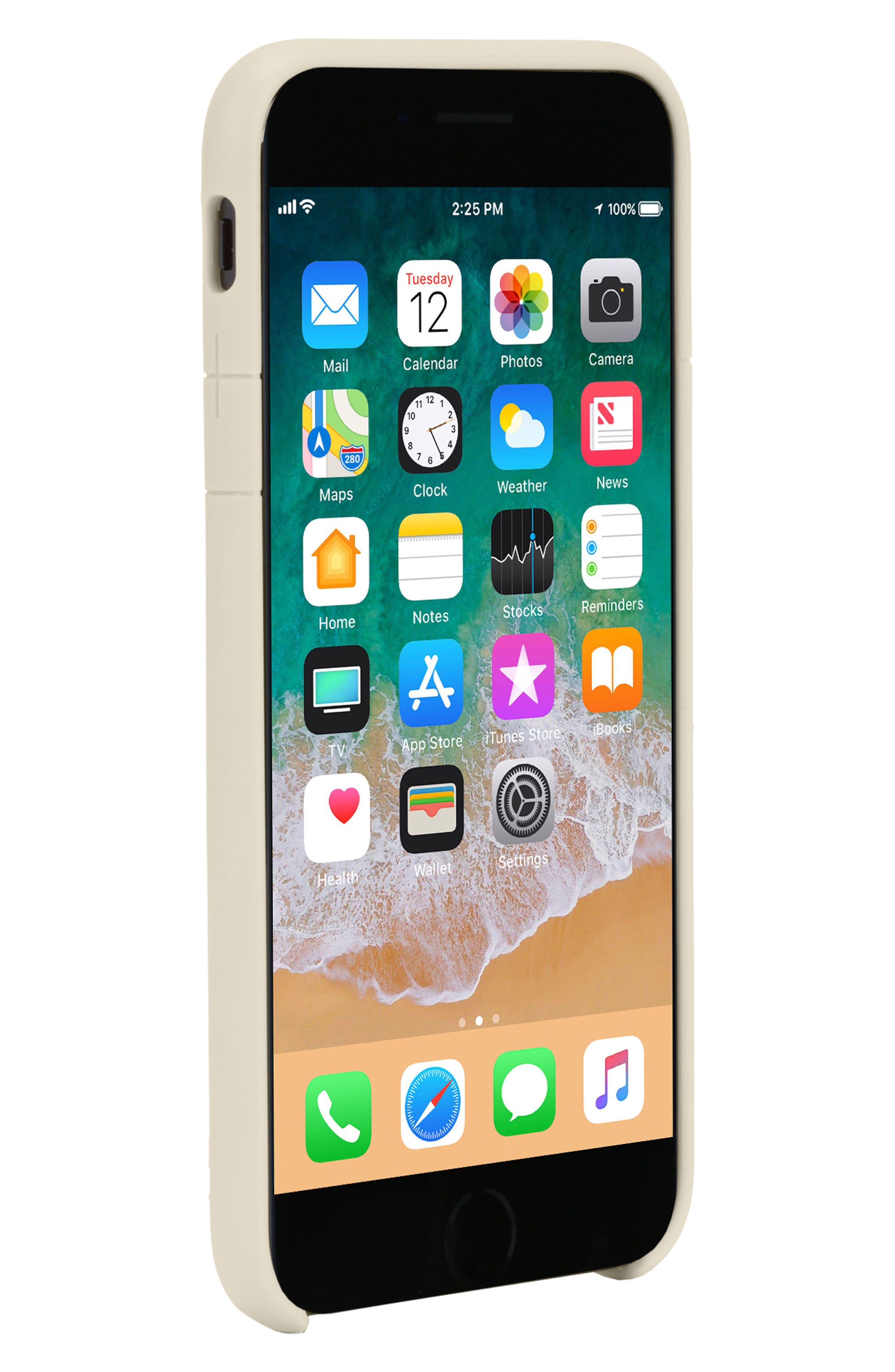Lite iPhone 7/8 Case,                             Alternate thumbnail 6, color,                             GOLD