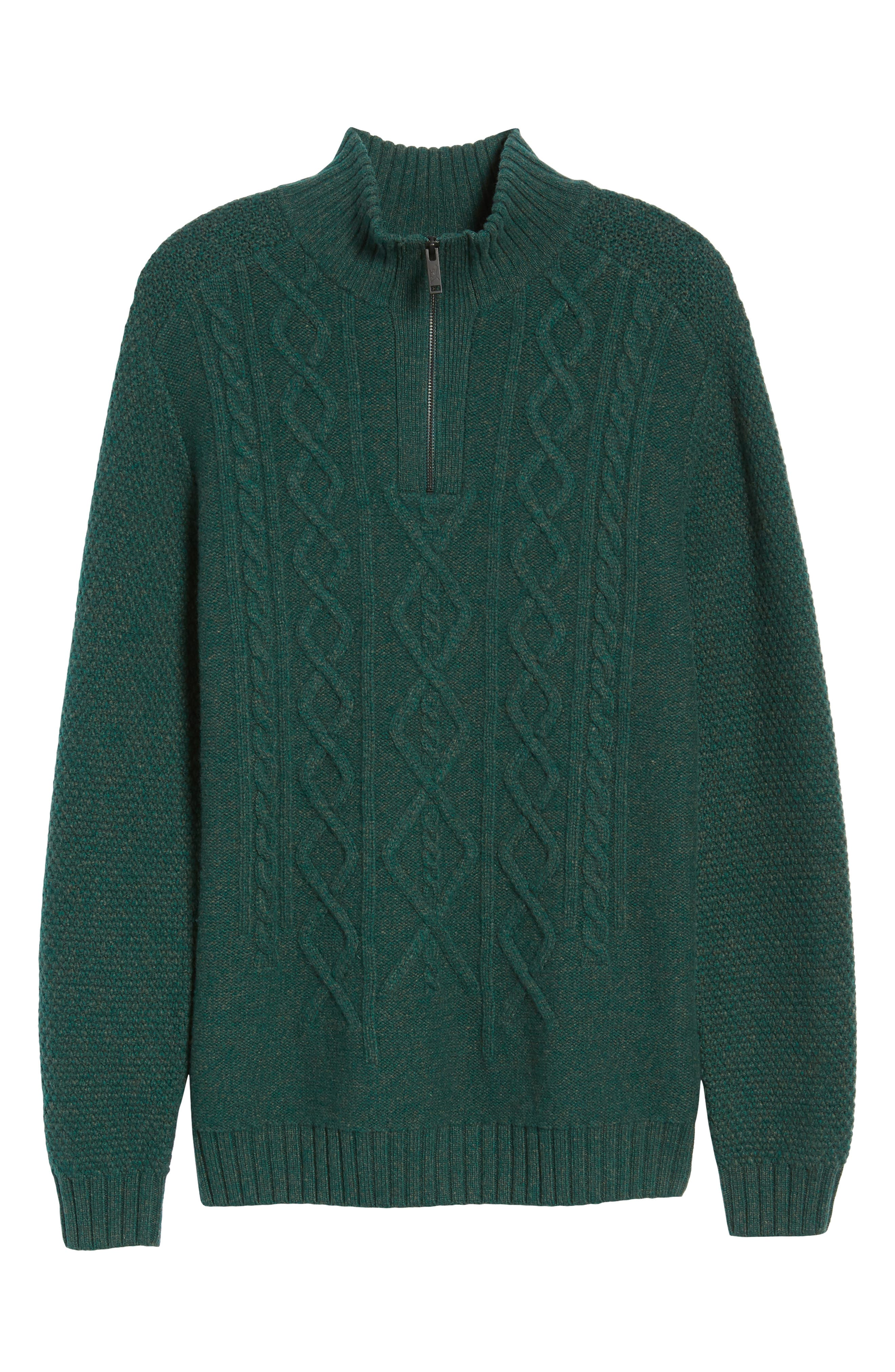 Cape Scoresby Wool Sweater,                             Alternate thumbnail 17, color,