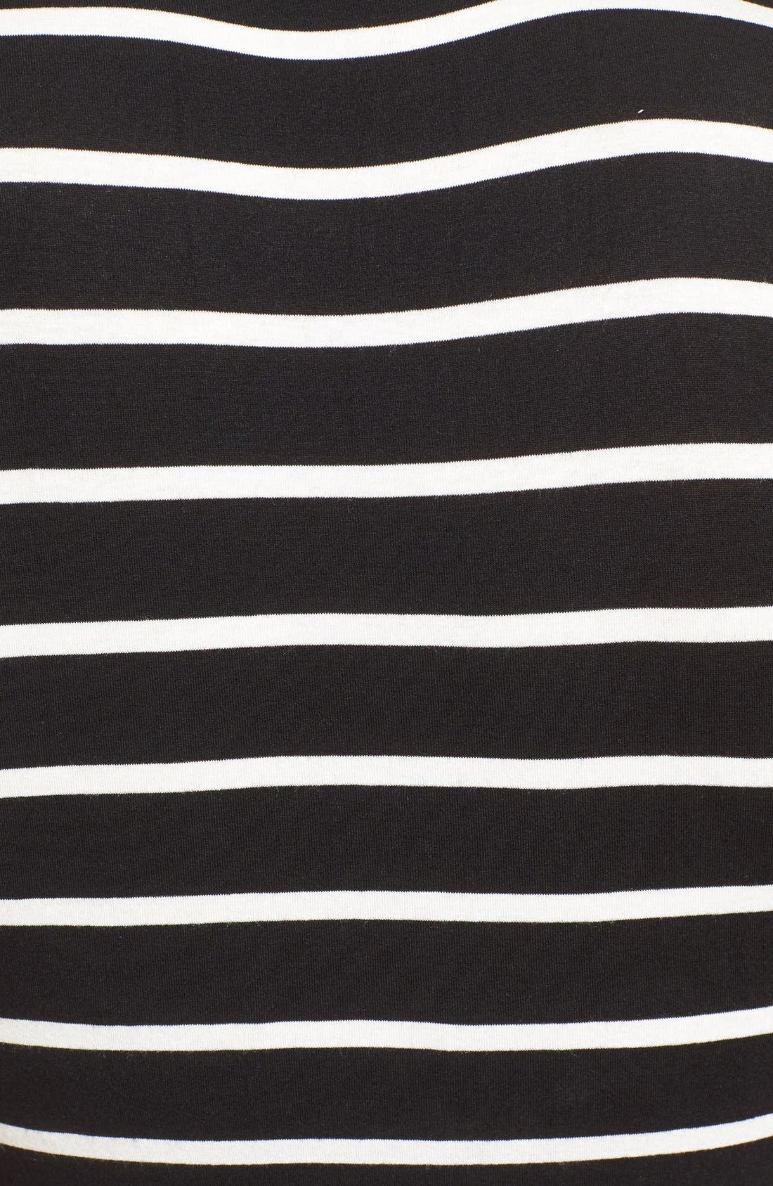 Stripe V-Neck A-Line Maxi Dress,                             Alternate thumbnail 5, color,