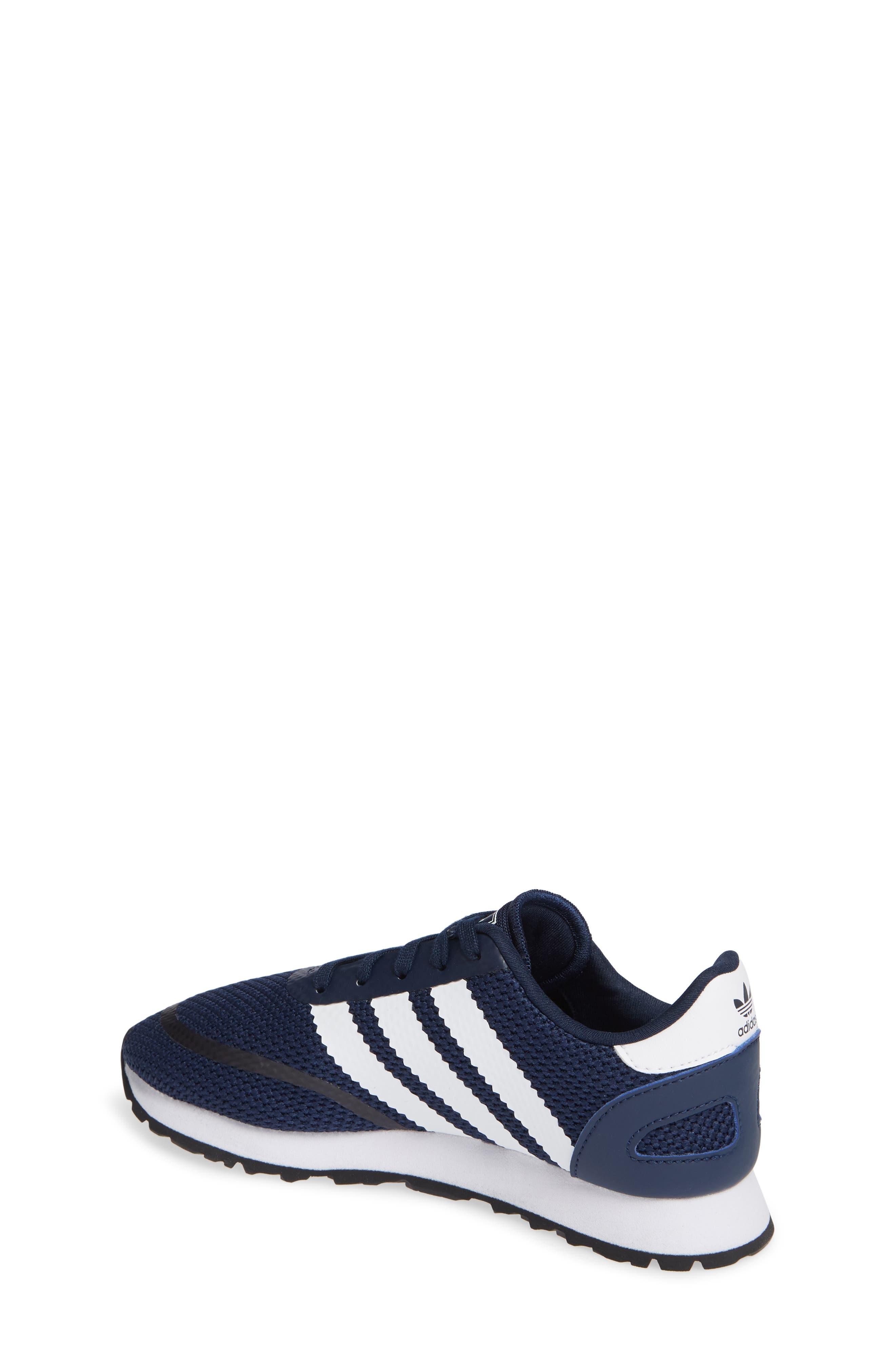 N-5923 Classic Sneaker,                             Alternate thumbnail 2, color,                             COLLEGIATE NAVY / WHITE