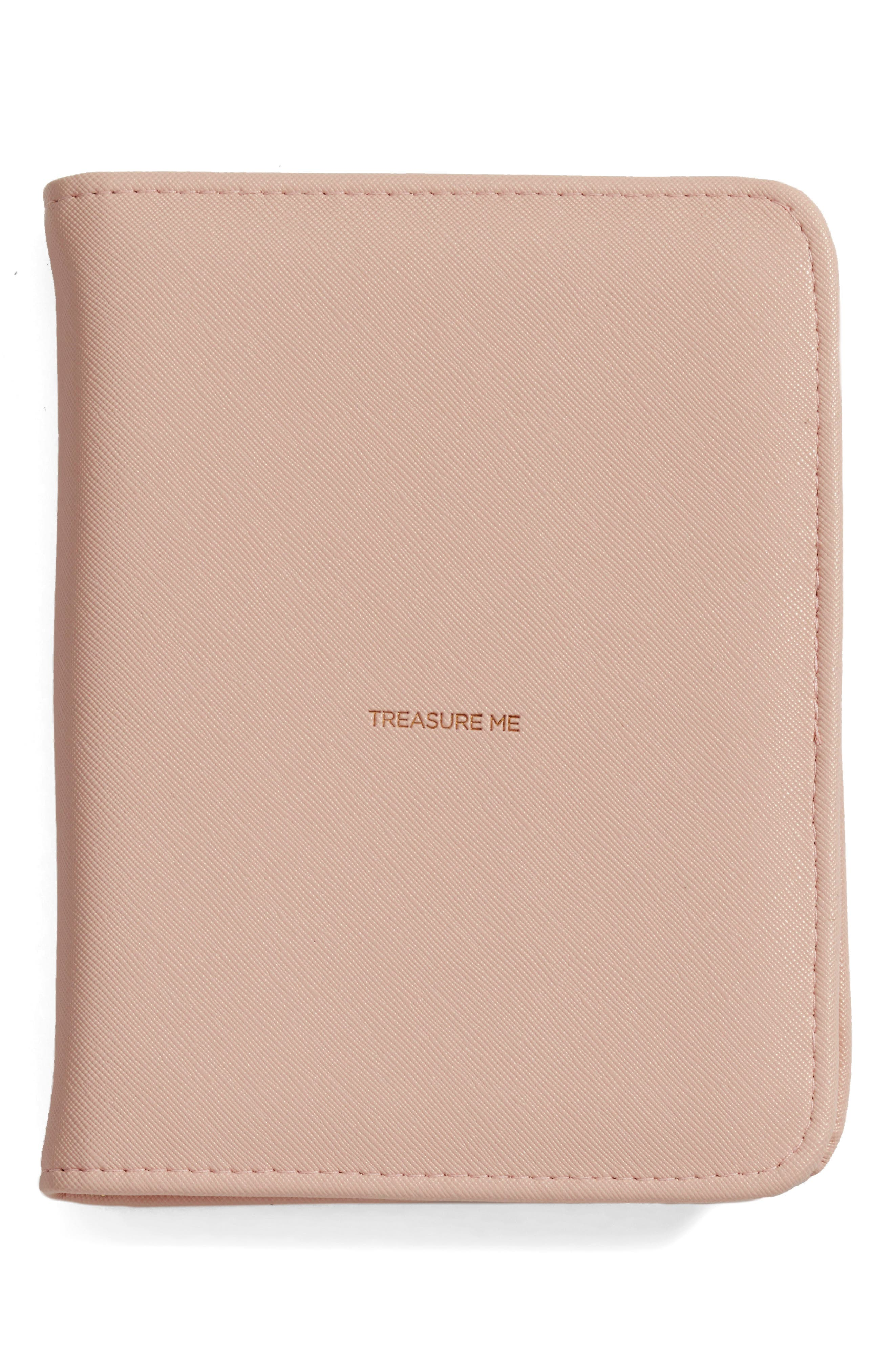 Jewelry Travel Case,                             Main thumbnail 2, color,