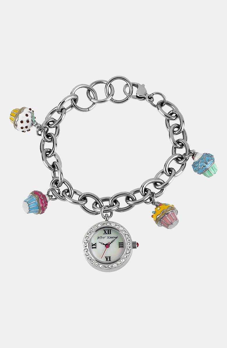 Cupcake Bracelet Watch