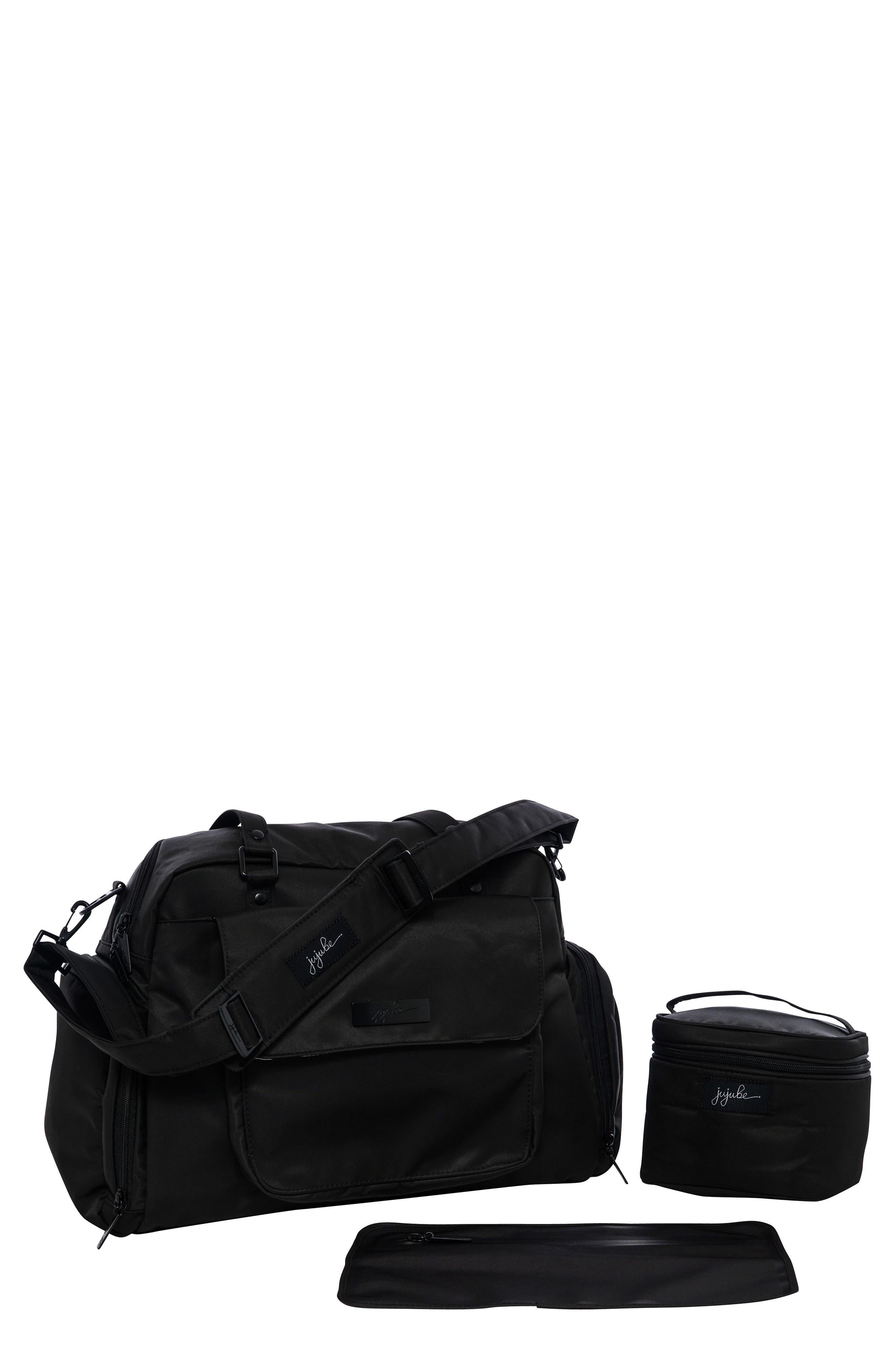 Onyx Be Pumped Bag,                             Main thumbnail 1, color,                             BLACK OUT