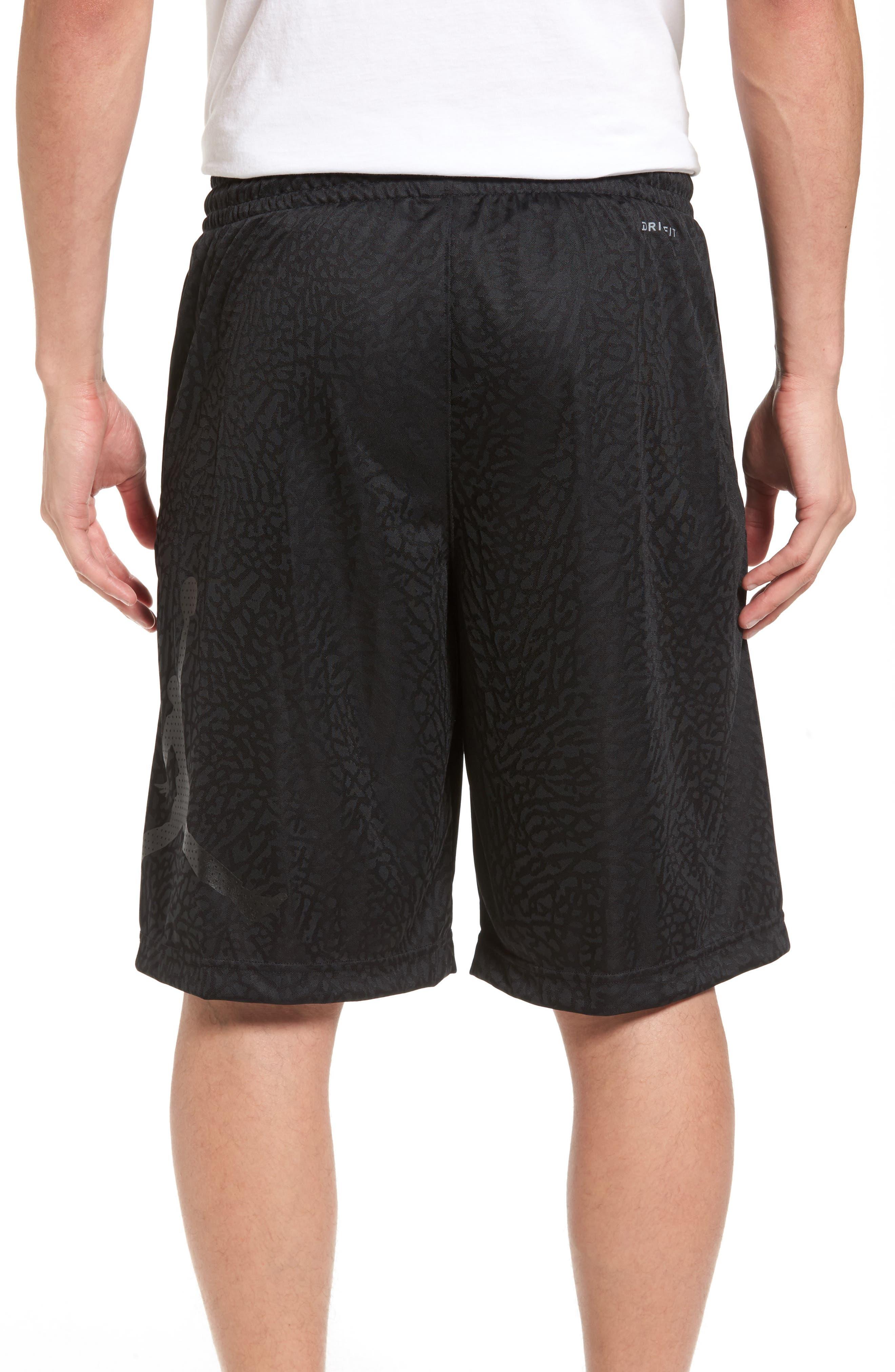 Rise Vertical Basketball Shorts,                             Alternate thumbnail 2, color,                             010