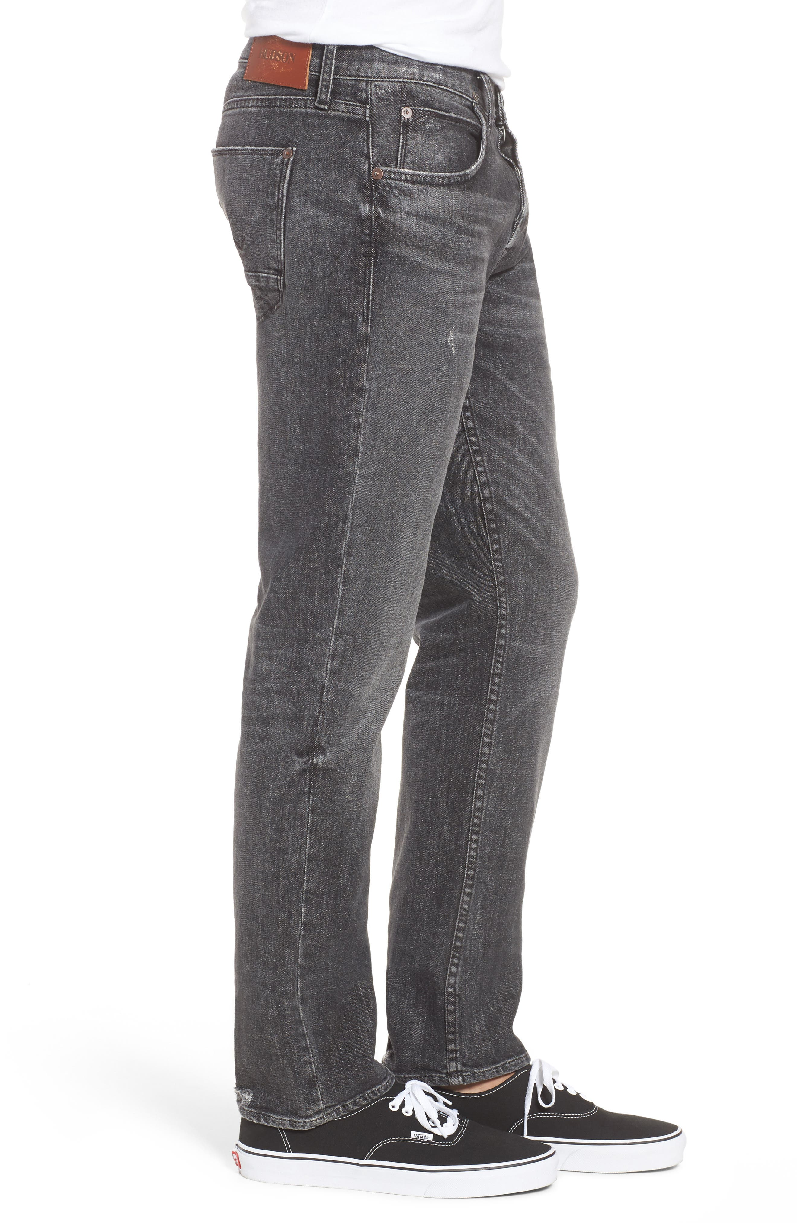 Blake Slim Fit Jeans,                             Alternate thumbnail 3, color,                             400