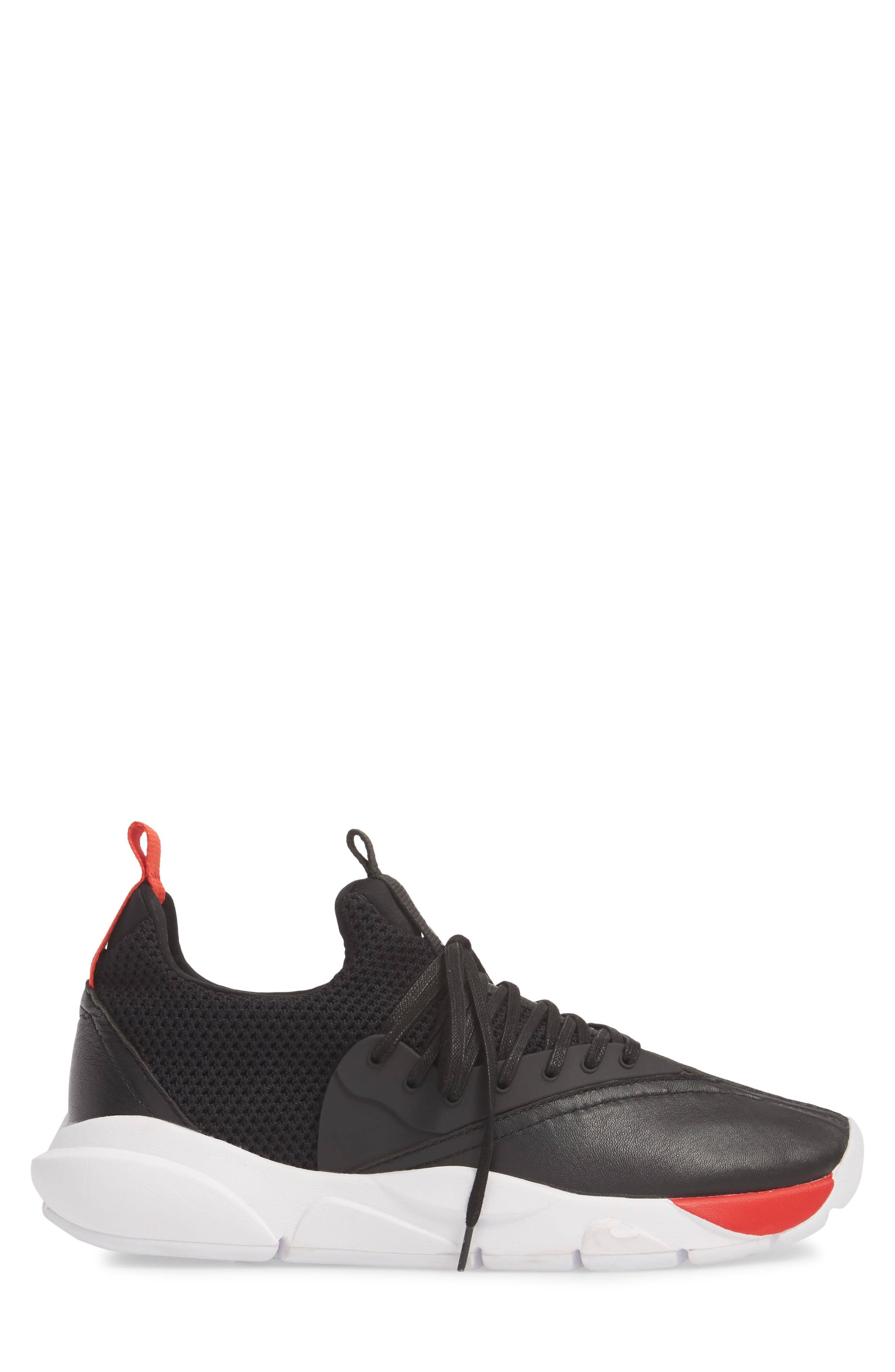 Clear Weather The Cloud Stryke Sneaker,                             Alternate thumbnail 3, color,                             002
