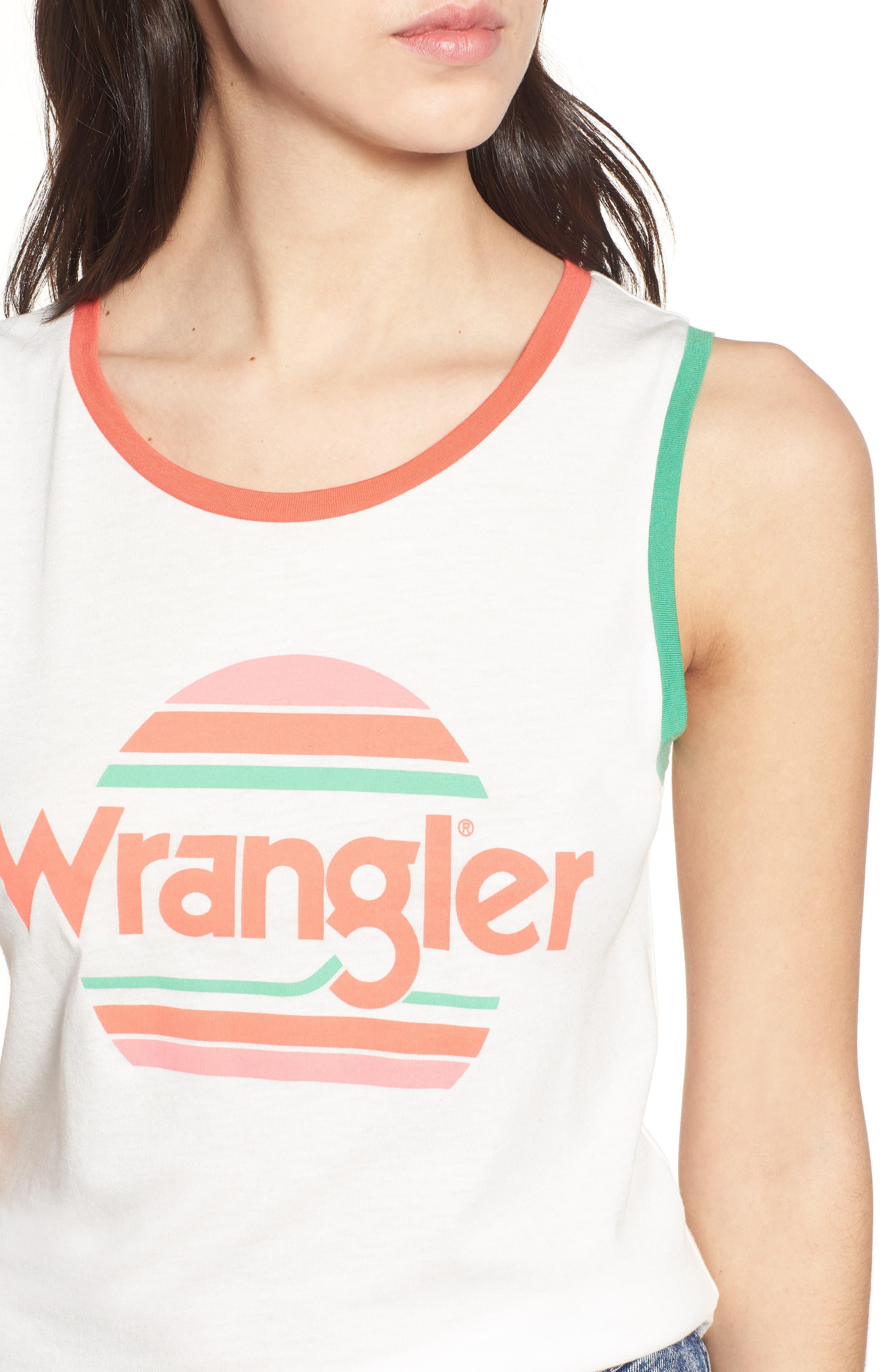WRANGLER,                             Kabel Graphic Ringer Tank,                             Alternate thumbnail 4, color,                             900