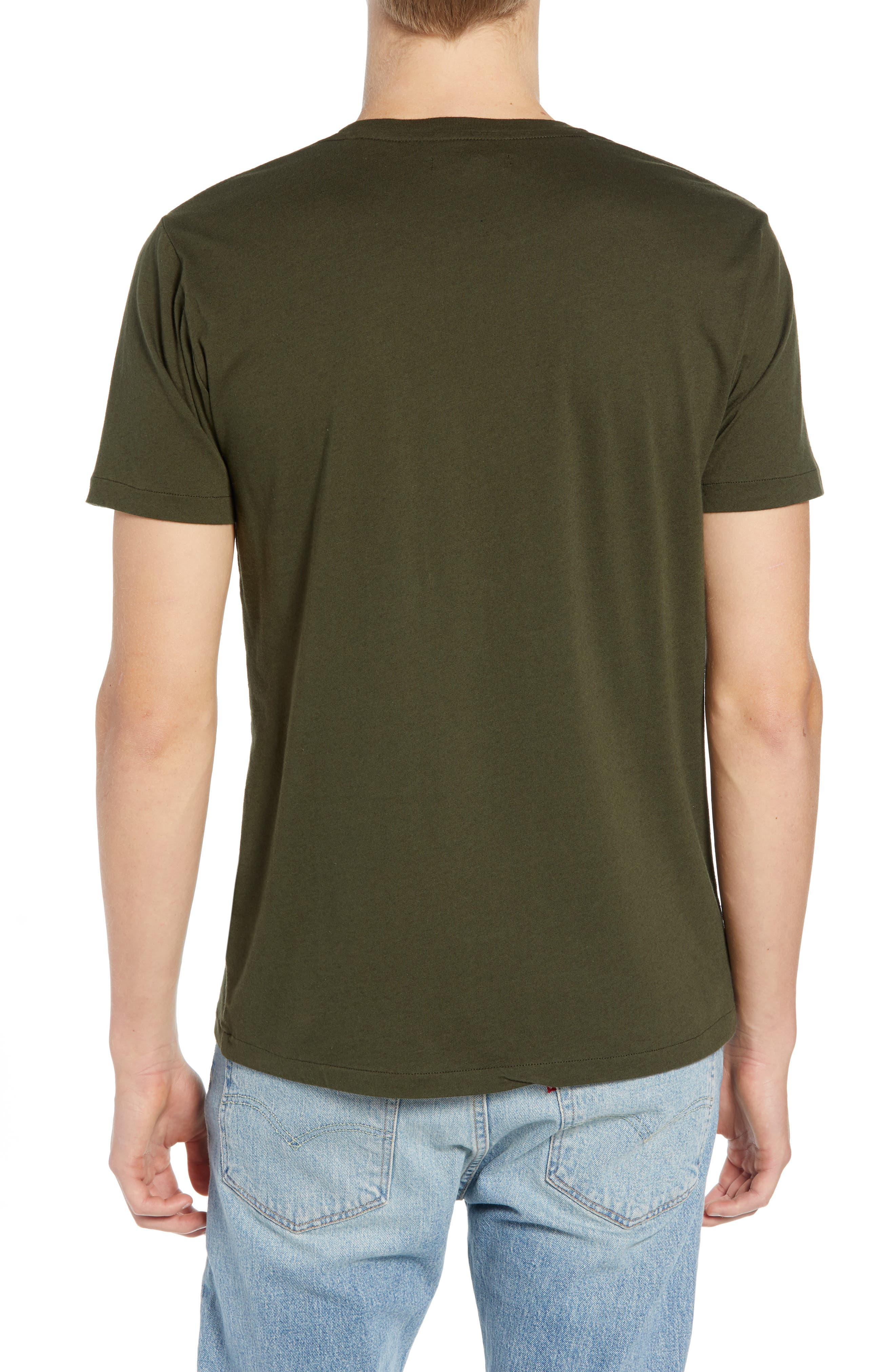 Slim Fit Pocket T-Shirt,                             Alternate thumbnail 2, color,                             300