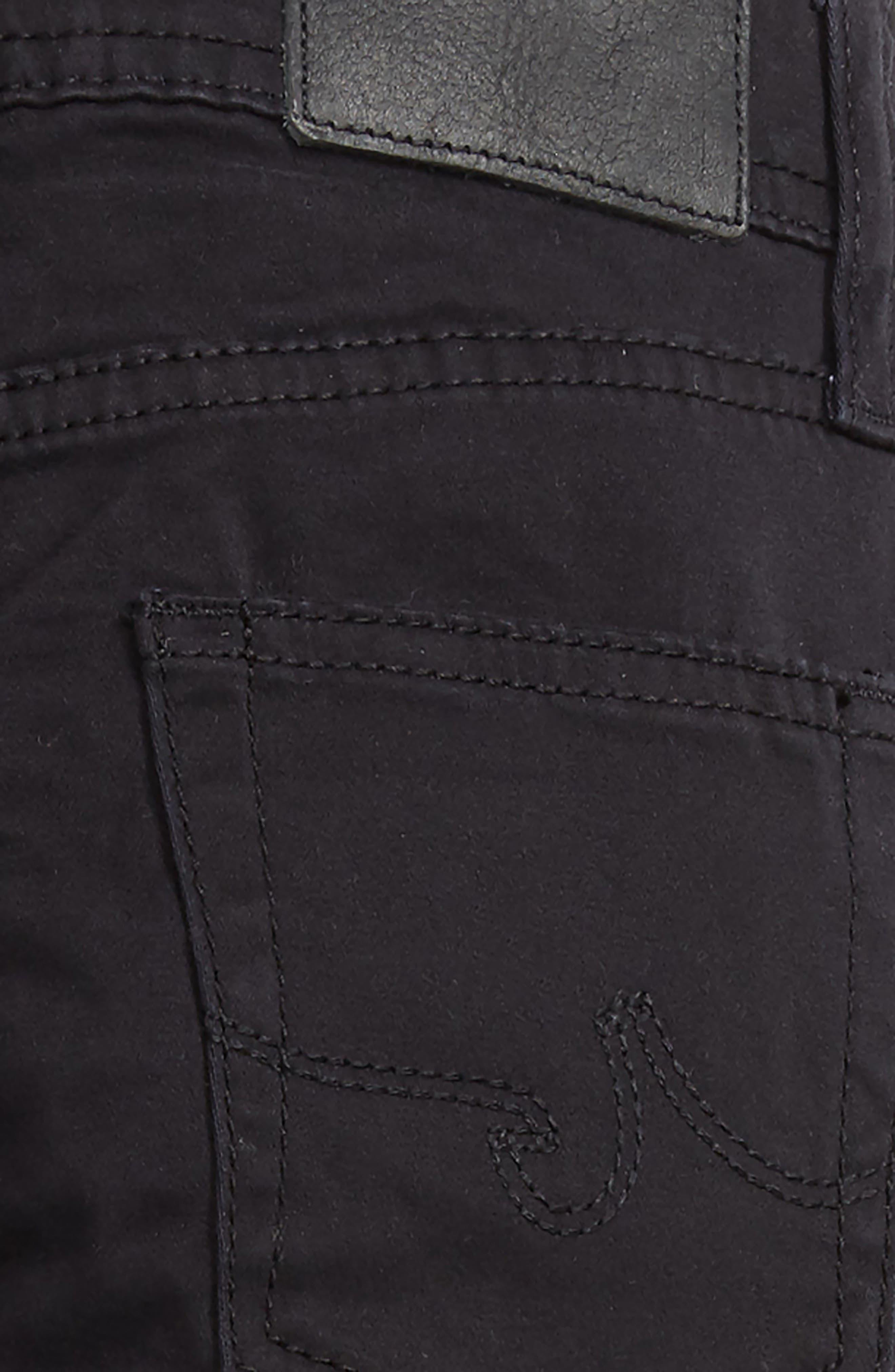 The Stryker Luxe Slim Straight Leg Jeans,                             Alternate thumbnail 3, color,                             001