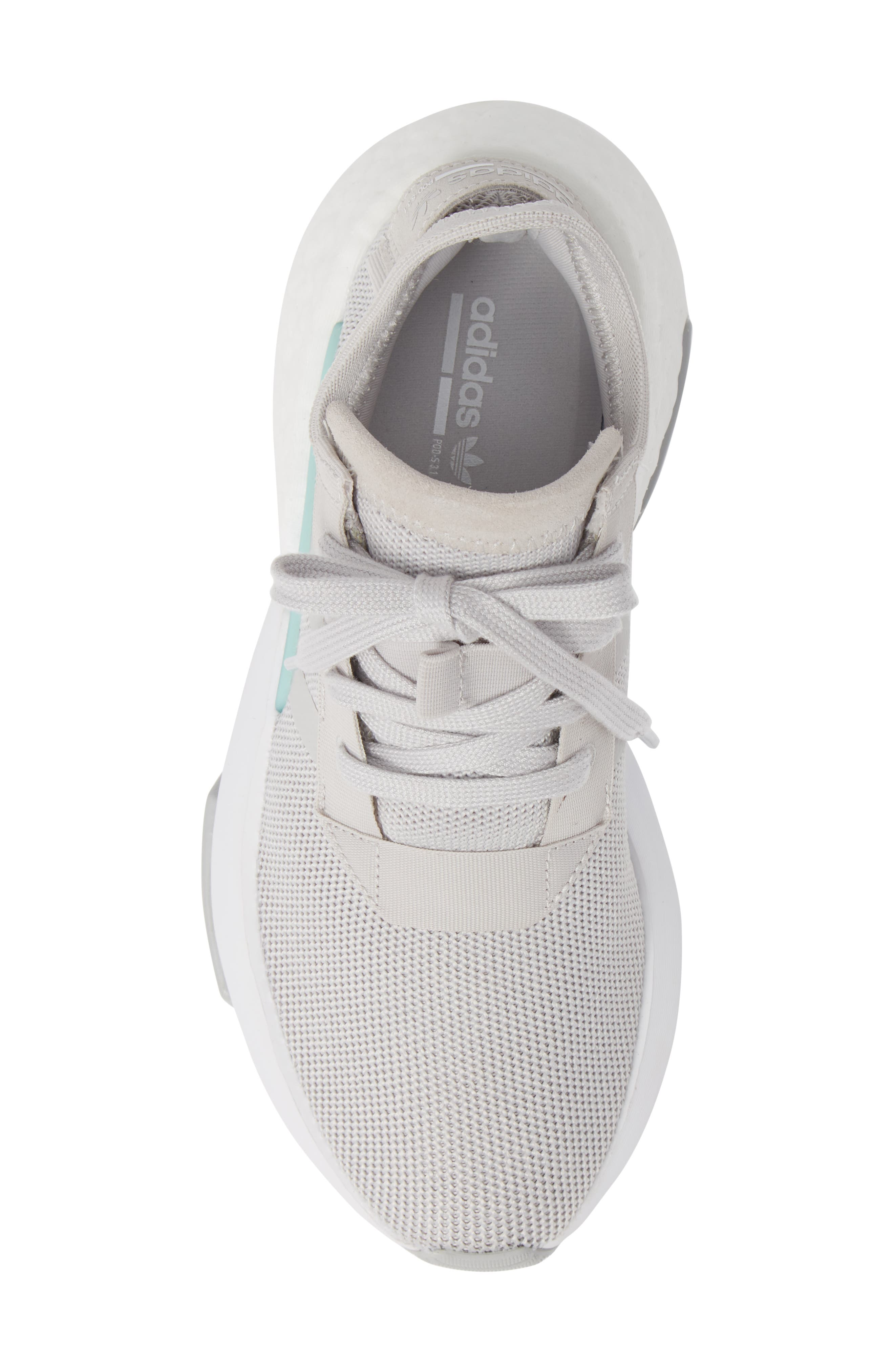 Pod S3.1 Sneaker,                             Alternate thumbnail 5, color,                             GREY ONE/ GREY ONE/ CLEAR MINT
