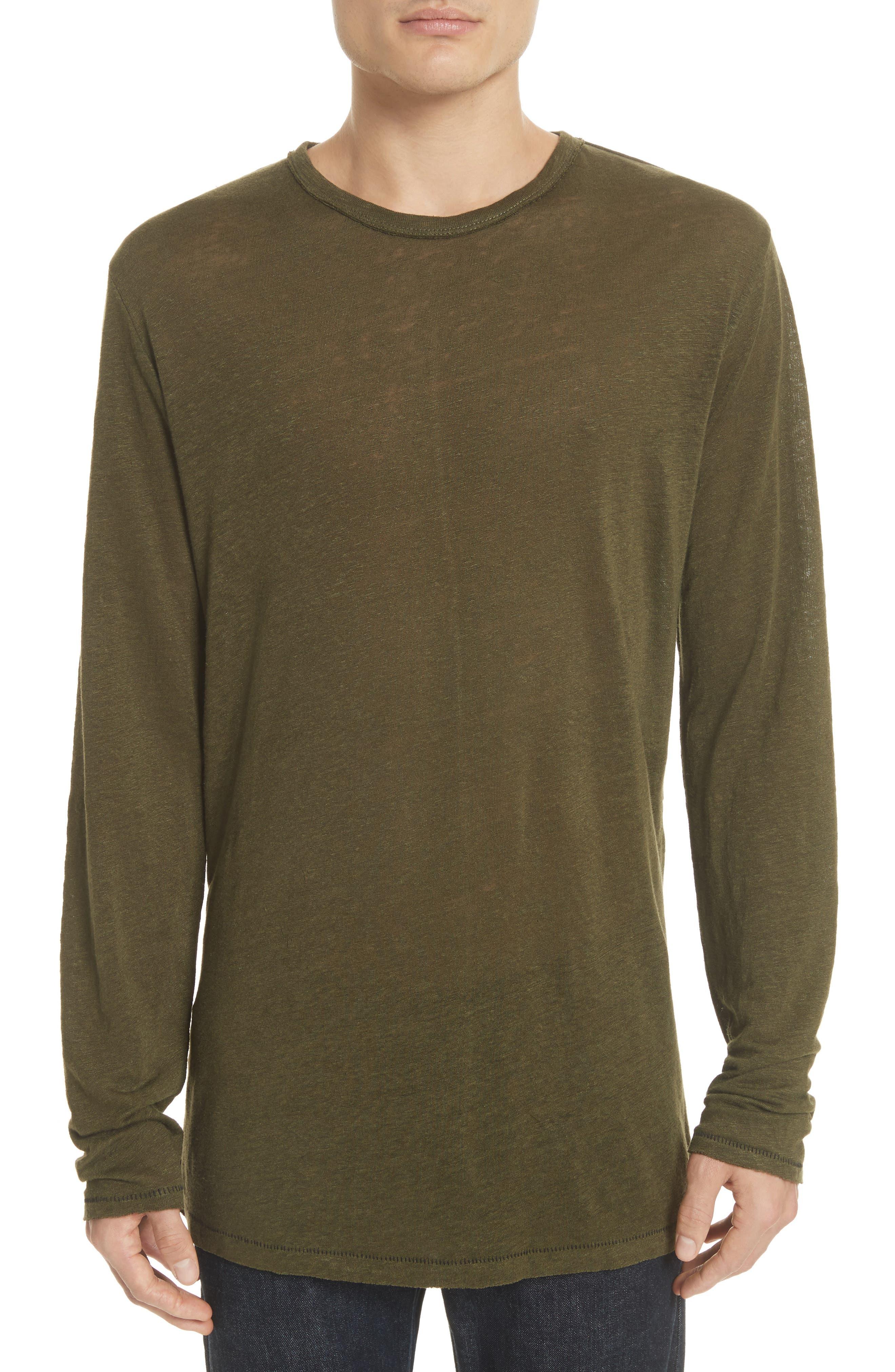 Owen Long Sleeve T-Shirt,                         Main,                         color, 319