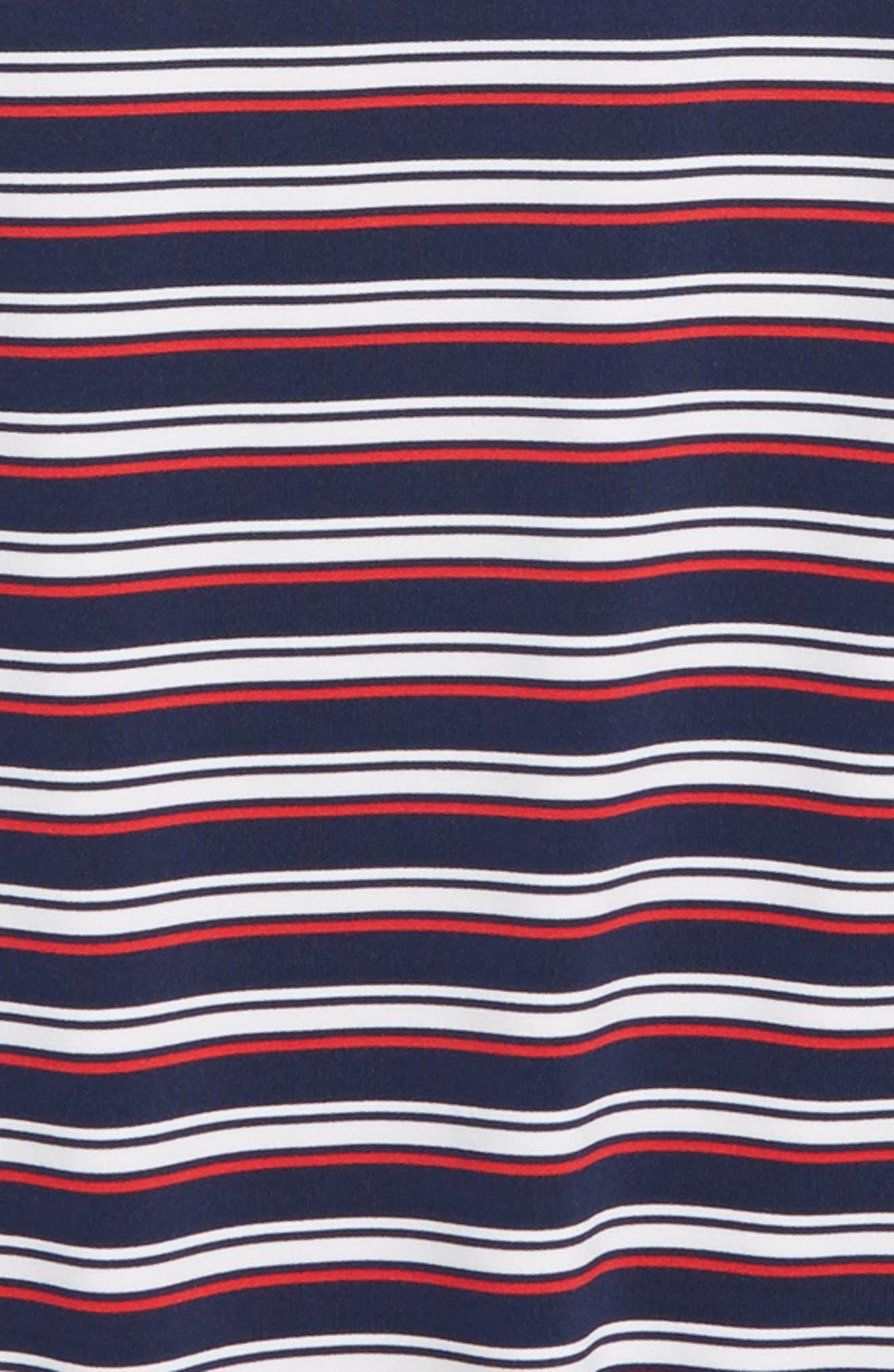 Sanka Stripe Performance Polo,                             Alternate thumbnail 2, color,                             400