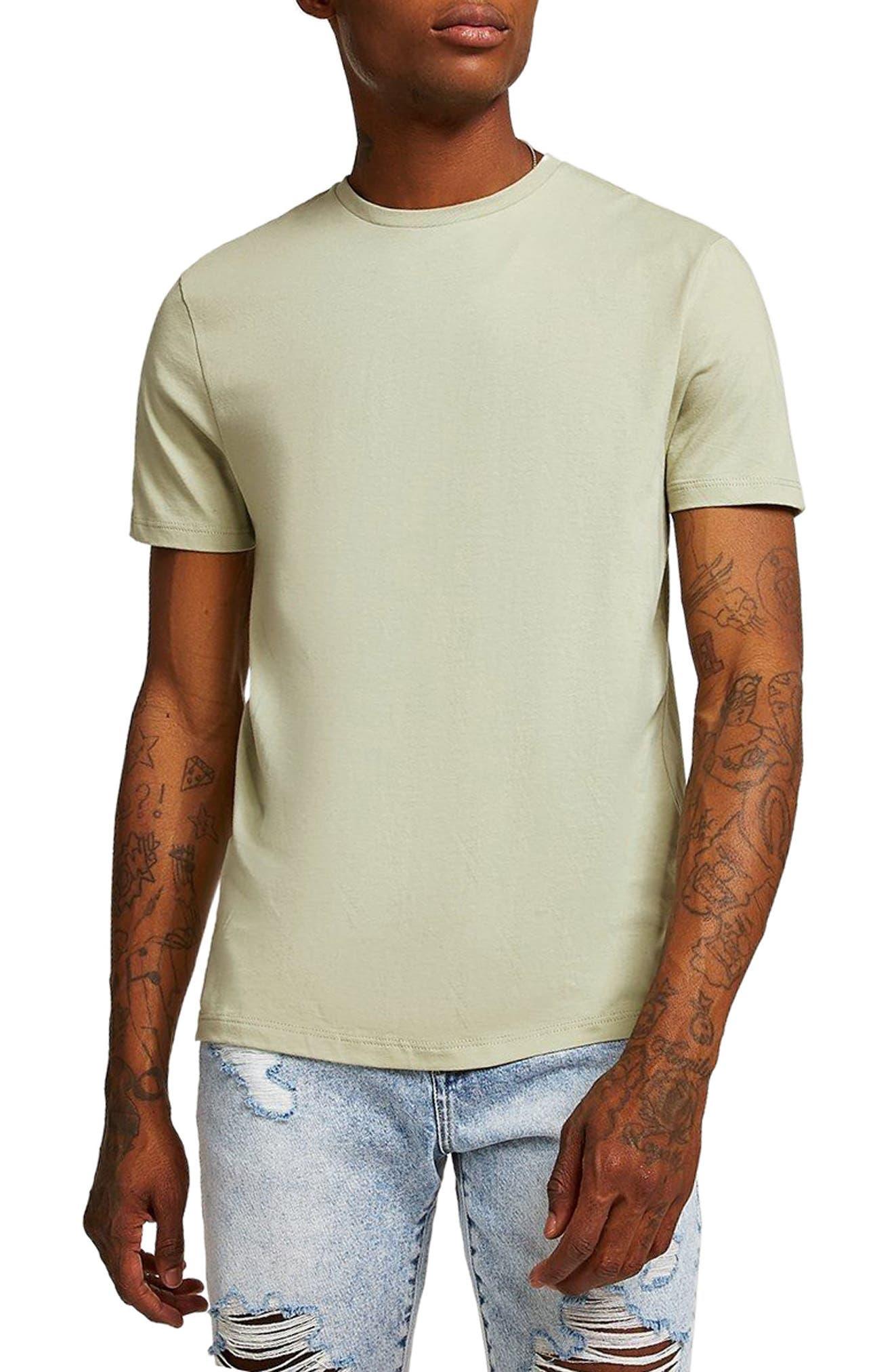 Slim Fit Crewneck T-Shirt,                             Main thumbnail 8, color,
