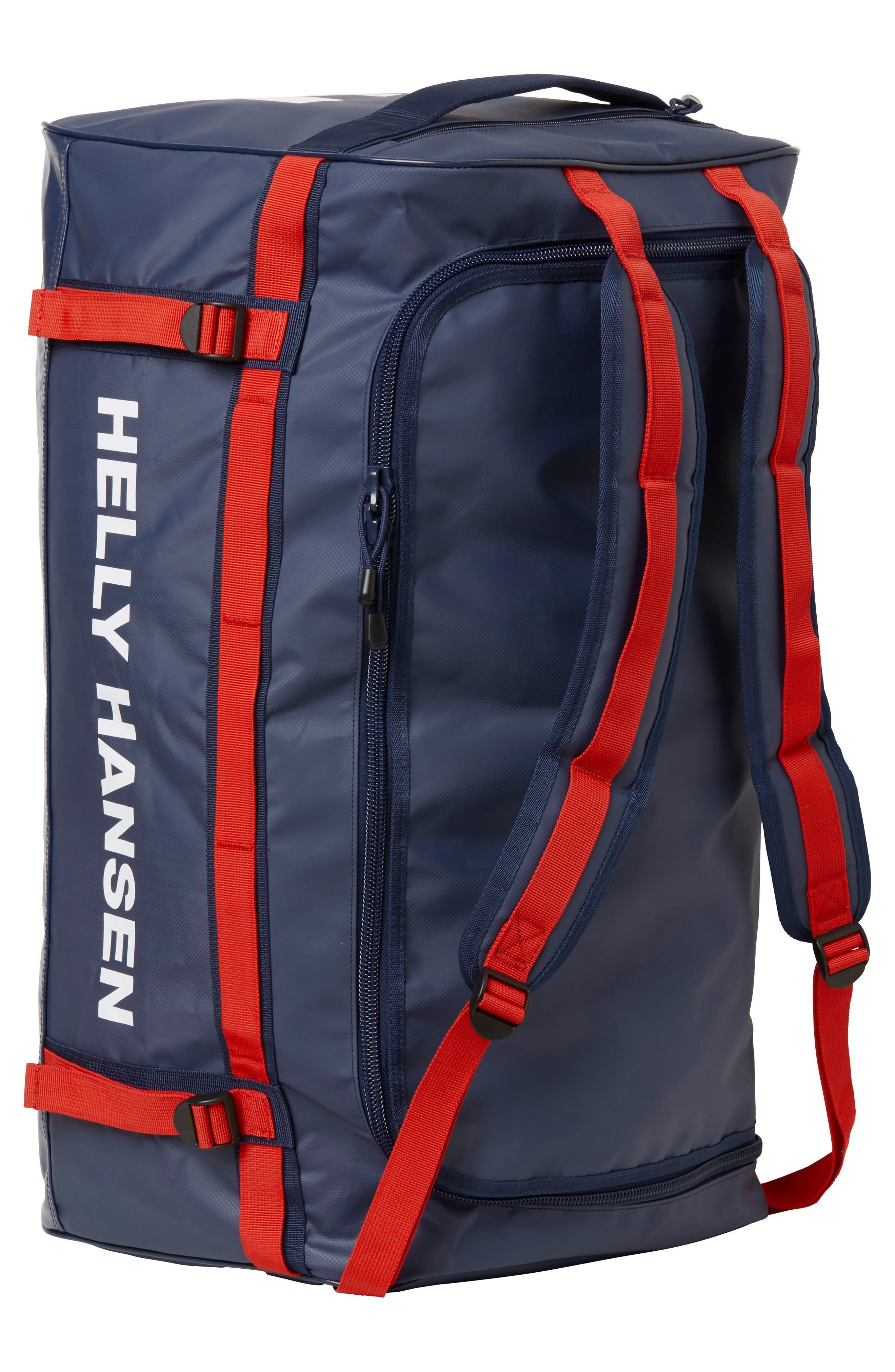 New Classic Large Duffel Bag,                             Alternate thumbnail 18, color,
