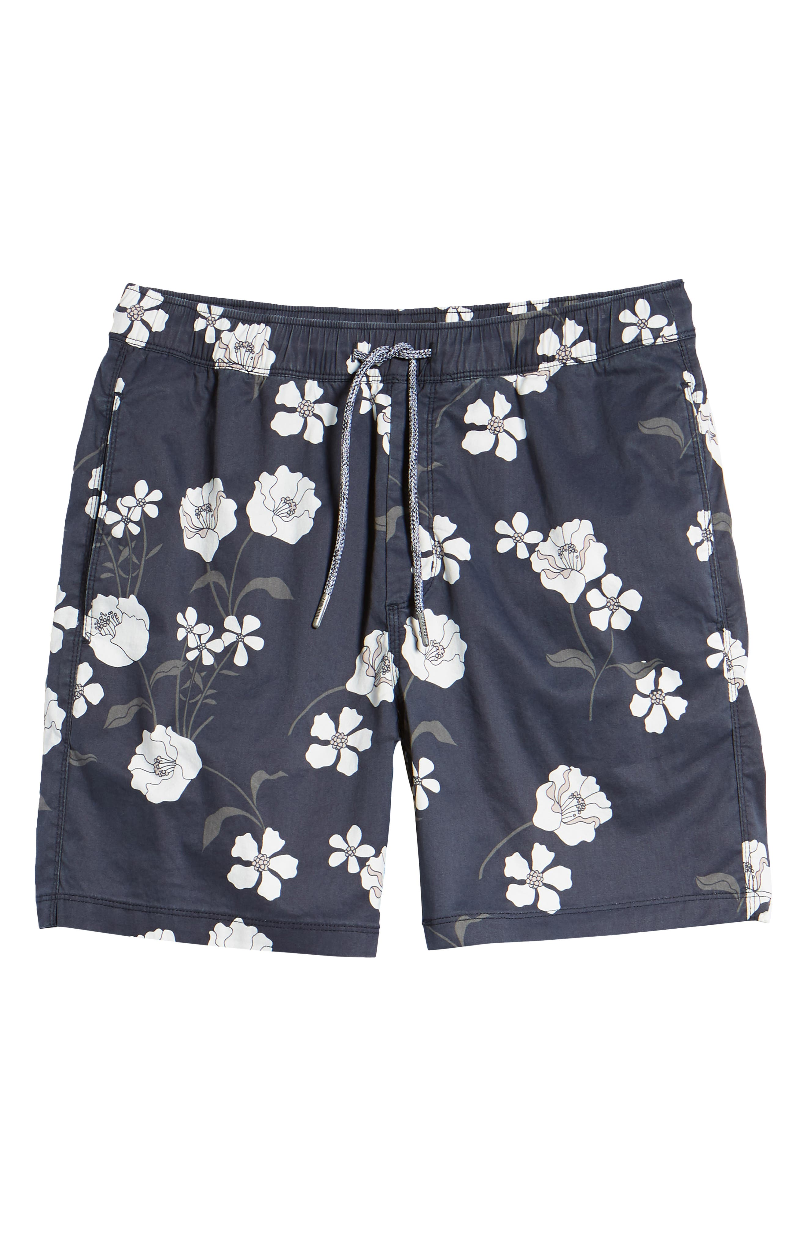 Laguna Board Shorts,                             Alternate thumbnail 6, color,                             DUKE BLUE