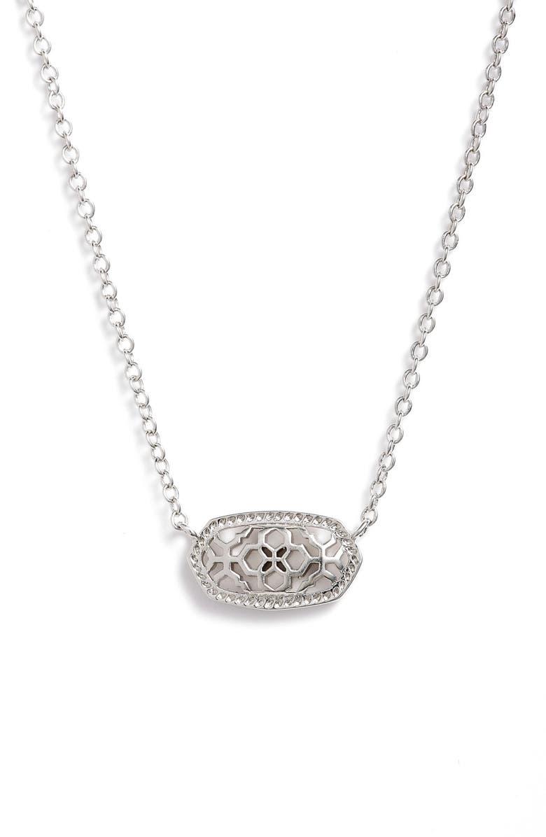 kendra scott elisa filigree pendant necklace nordstrom