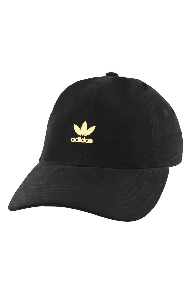 c45a5862add Adidas Originals Originals Metal Relaxed Adjustable Back Hat ...