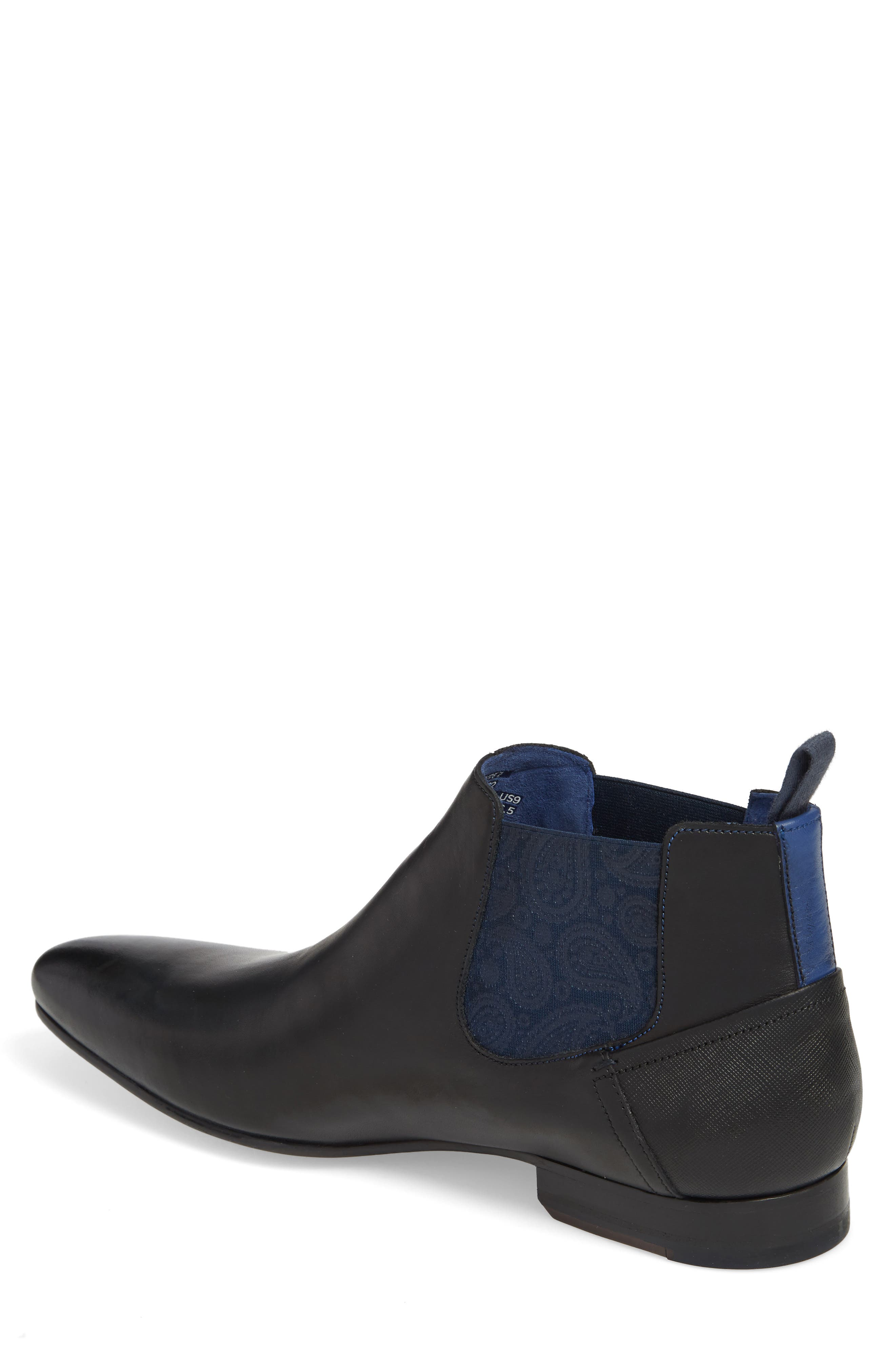 Lowpez Mid Chelsea Boot,                             Alternate thumbnail 2, color,                             001