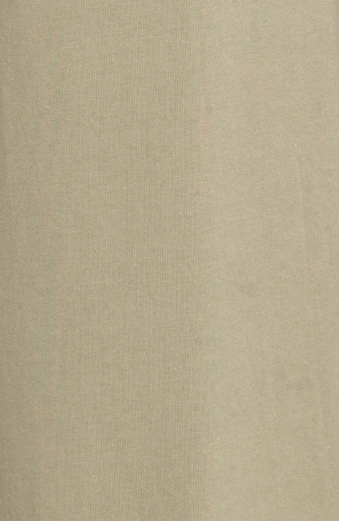 'Greenhouse' Cotton Lounge Pants,                             Alternate thumbnail 5, color,