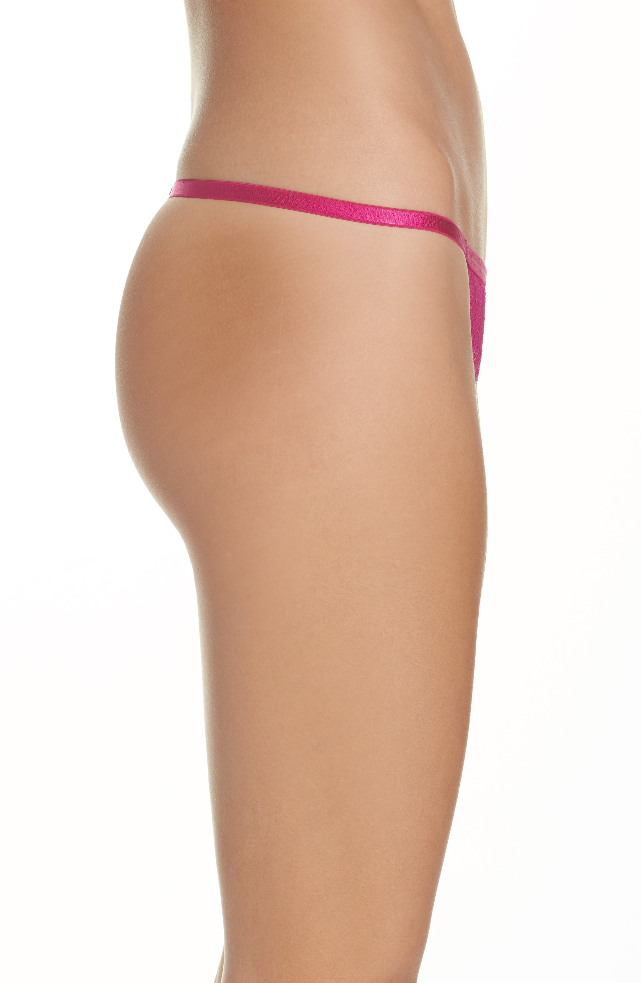 Intimately FP You're So Great Thong,                             Alternate thumbnail 13, color,