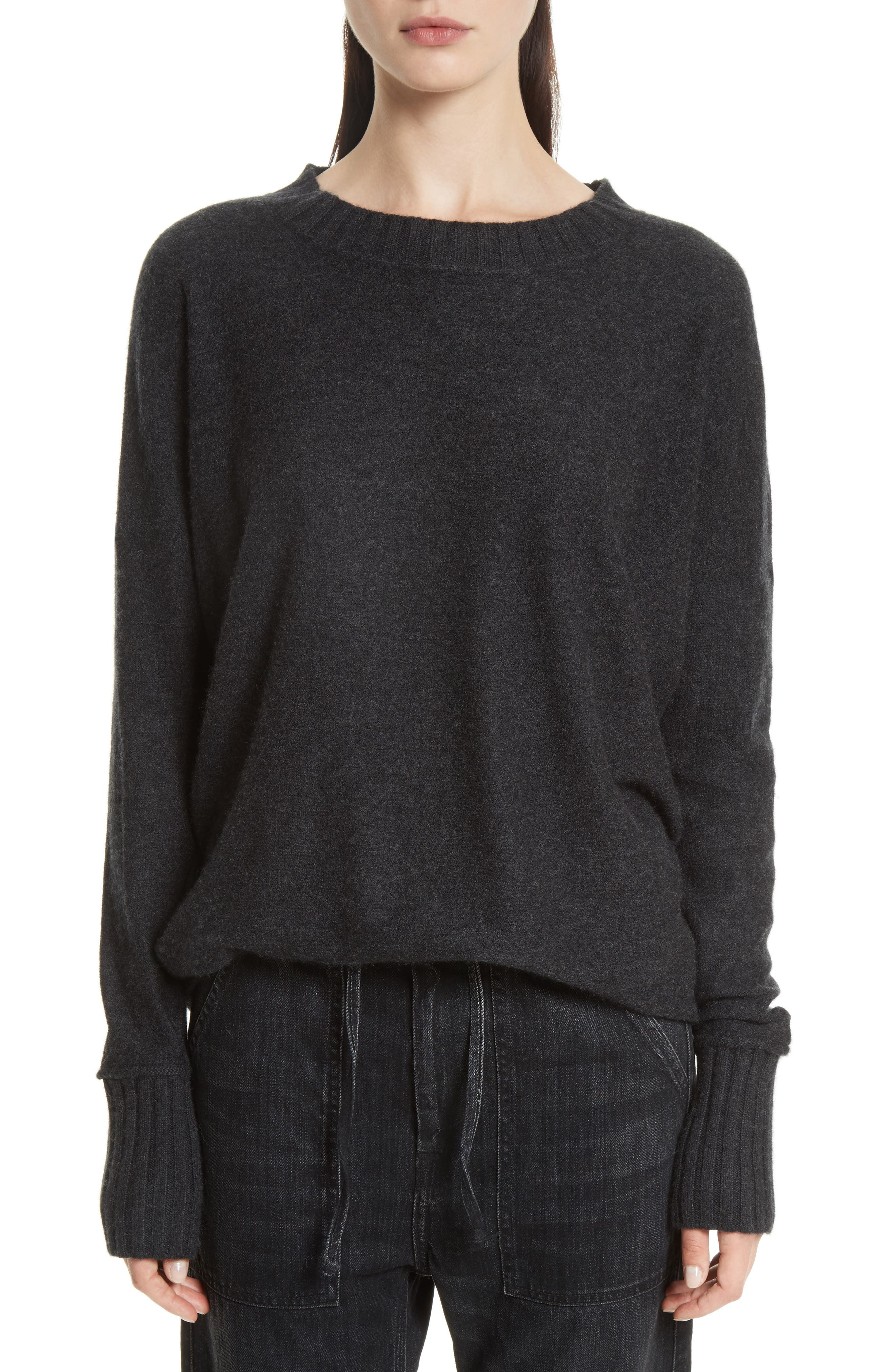 Cashmere Pullover,                             Main thumbnail 1, color,                             064