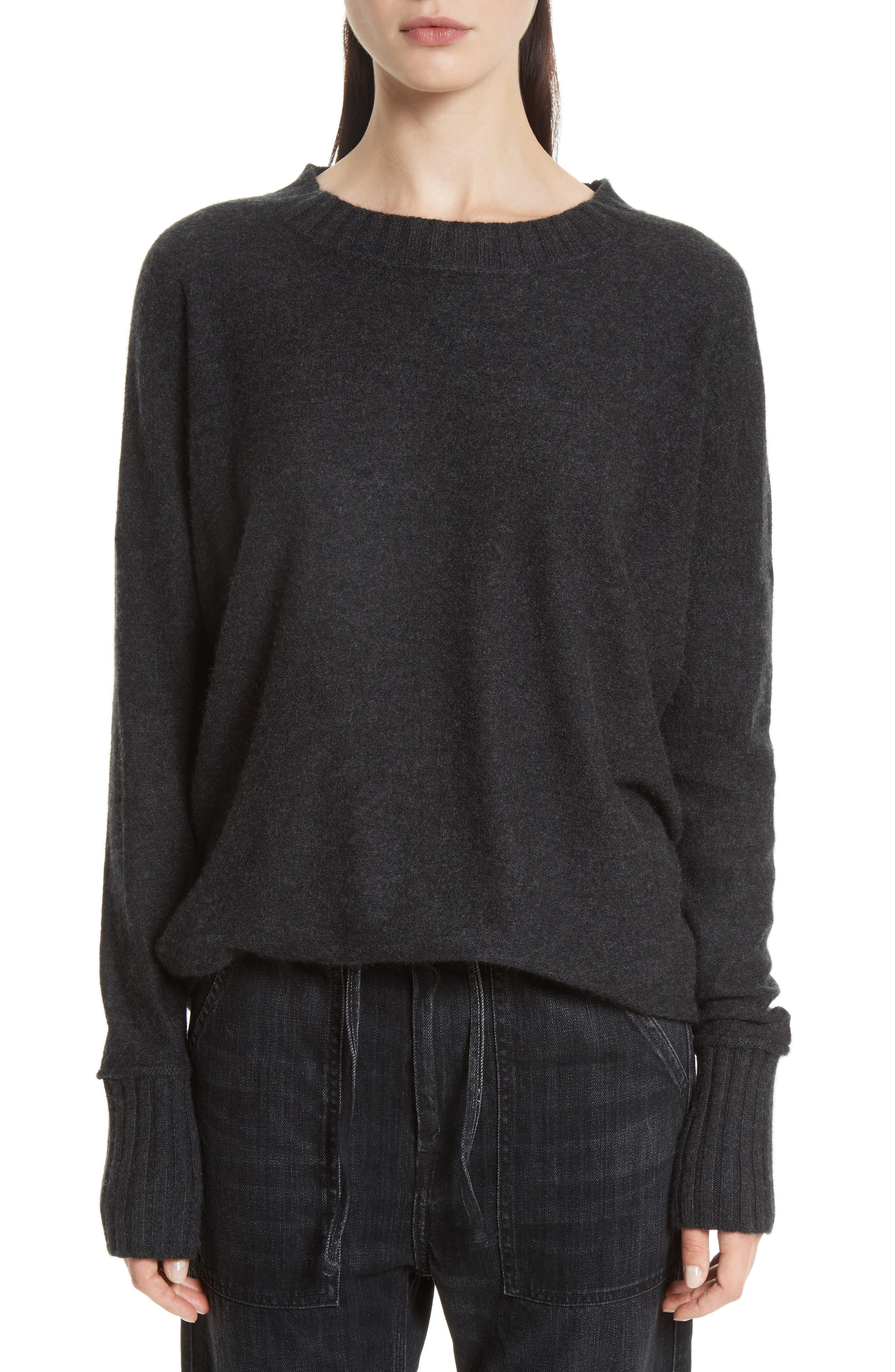 Cashmere Pullover,                         Main,                         color, 064