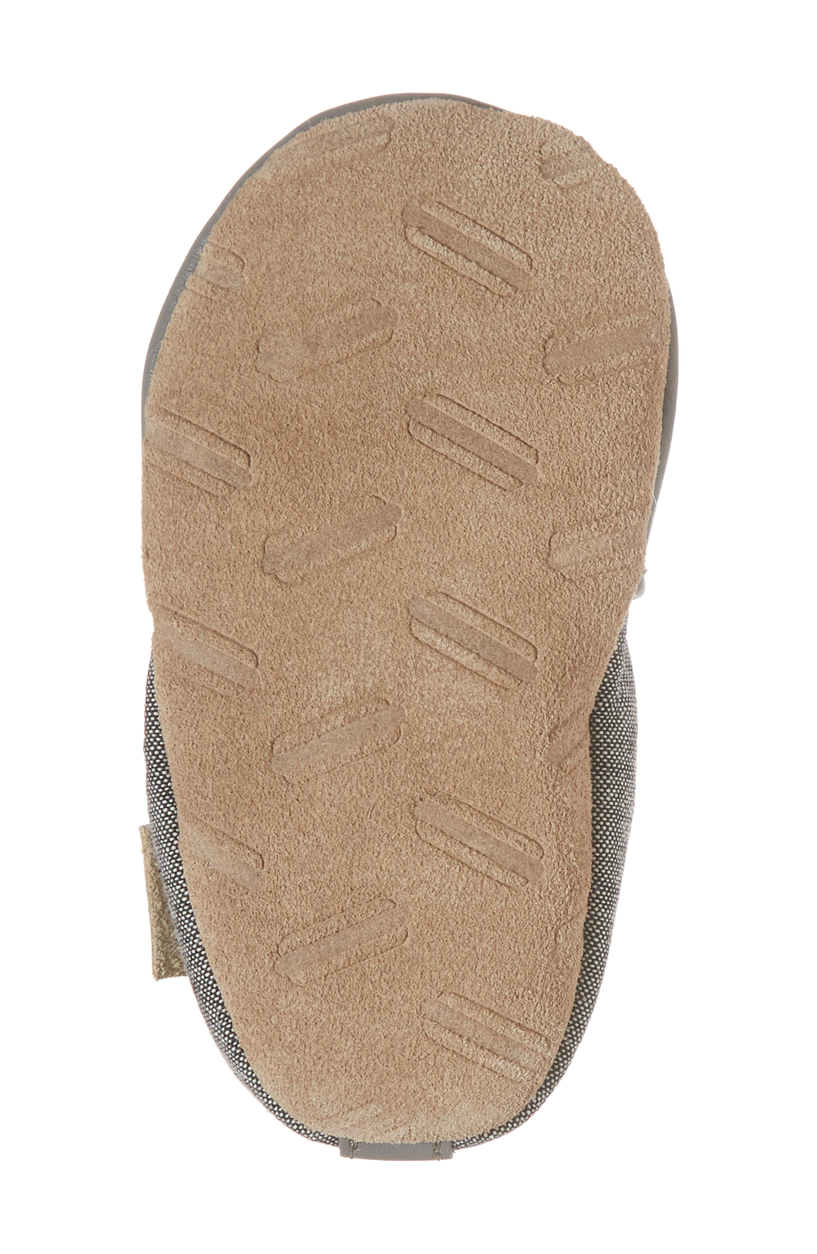 City Life Moccasin Crib Shoe,                             Alternate thumbnail 6, color,                             020
