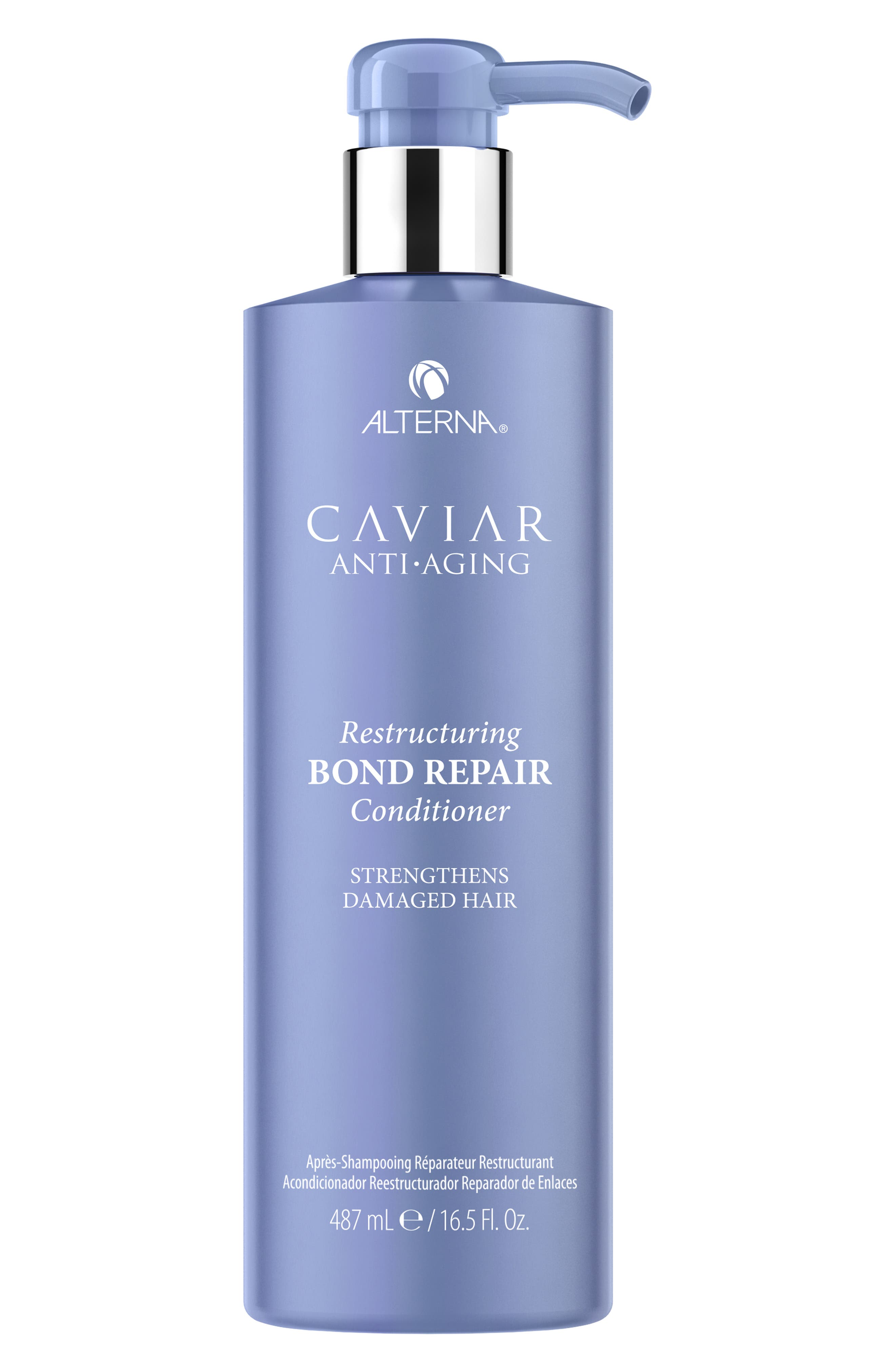 Caviar Anti-Aging Restructuring Bond Repair Conditioner,                             Main thumbnail 1, color,                             NO COLOR