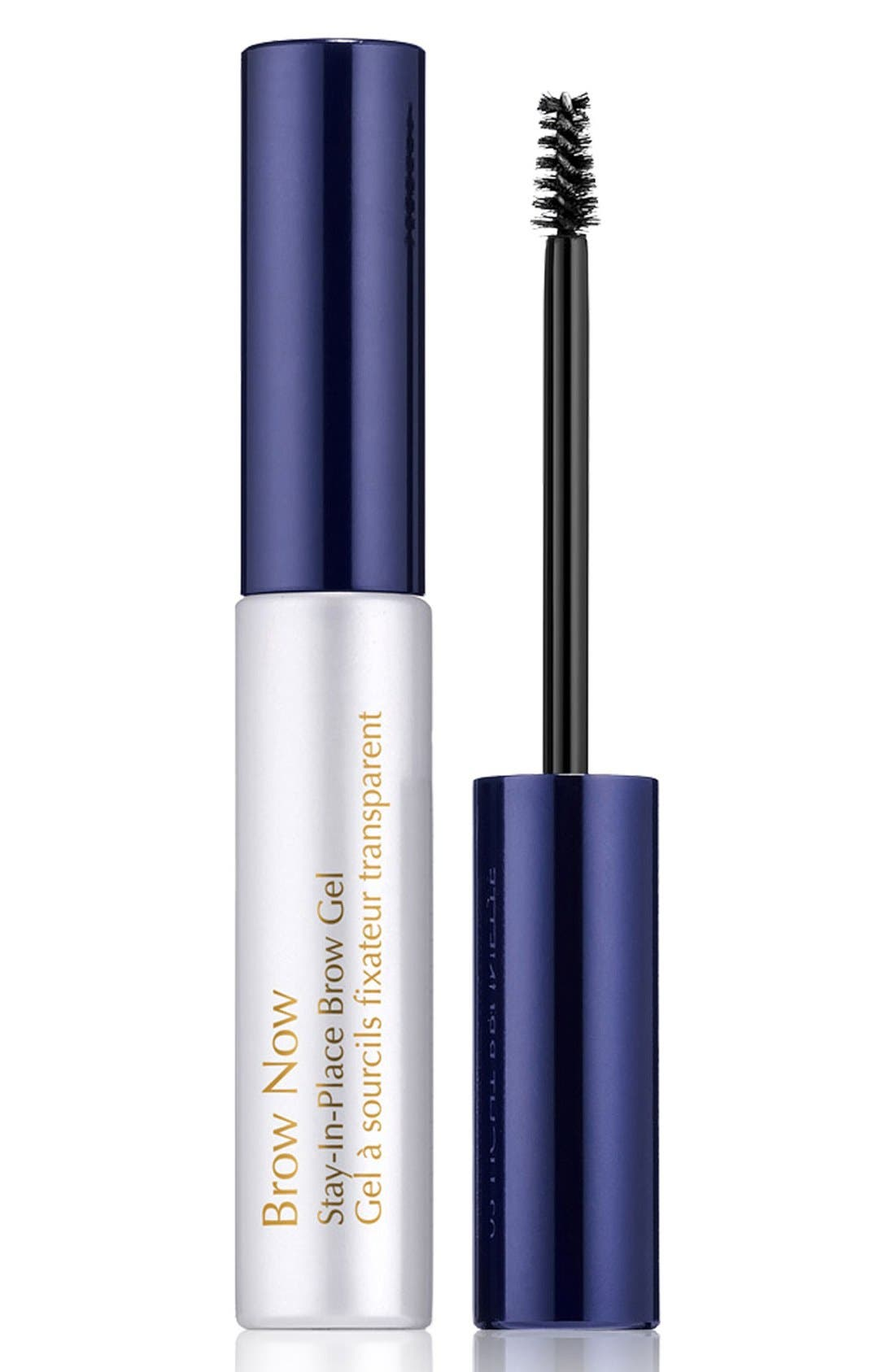 Brow Now Stay-in-Place Brow Gel,                             Main thumbnail 1, color,                             CLEAR
