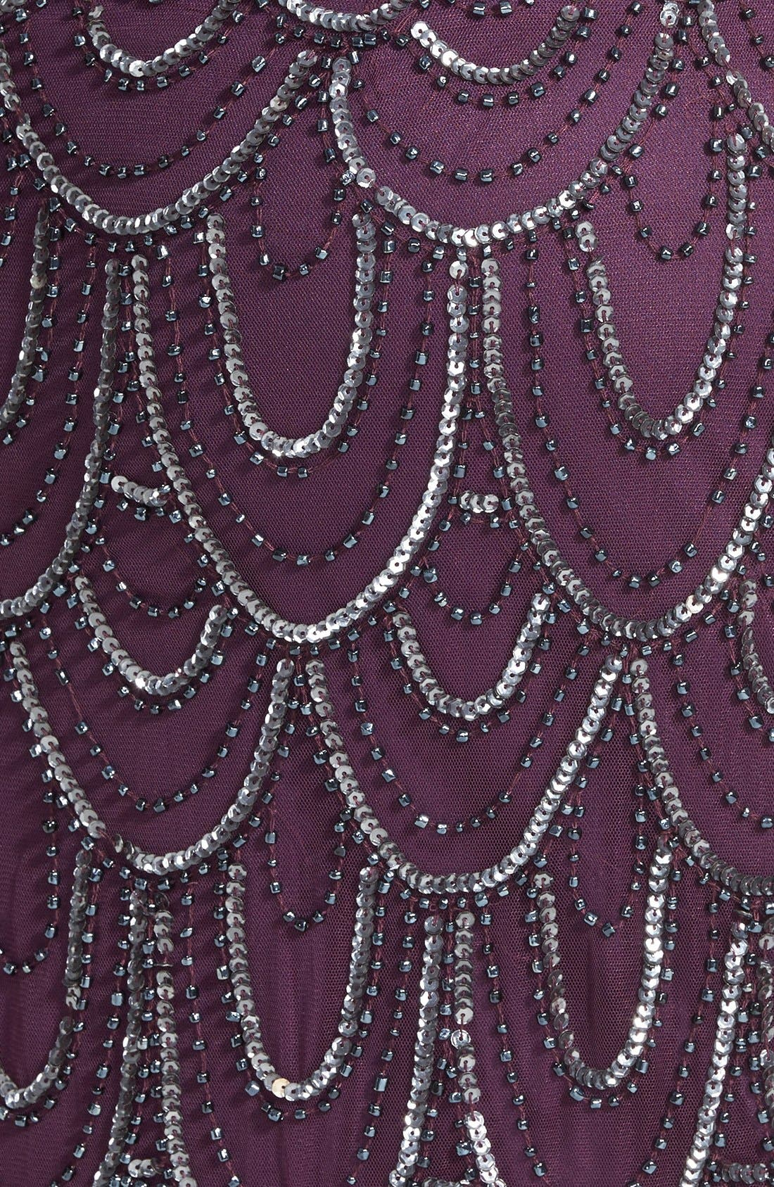 Beaded Sheath Dress,                             Alternate thumbnail 67, color,