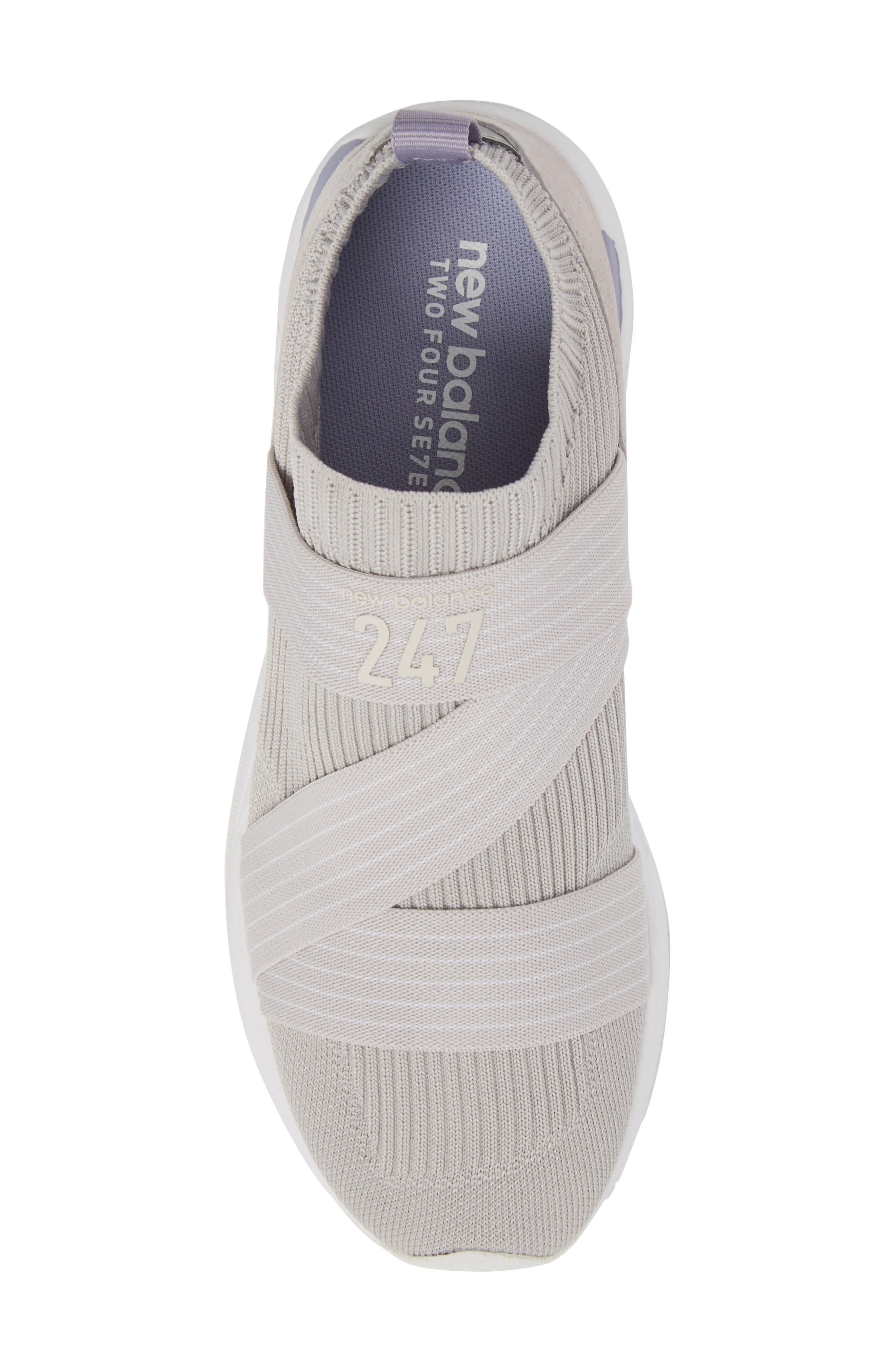 247 Knit Sneaker,                             Alternate thumbnail 9, color,