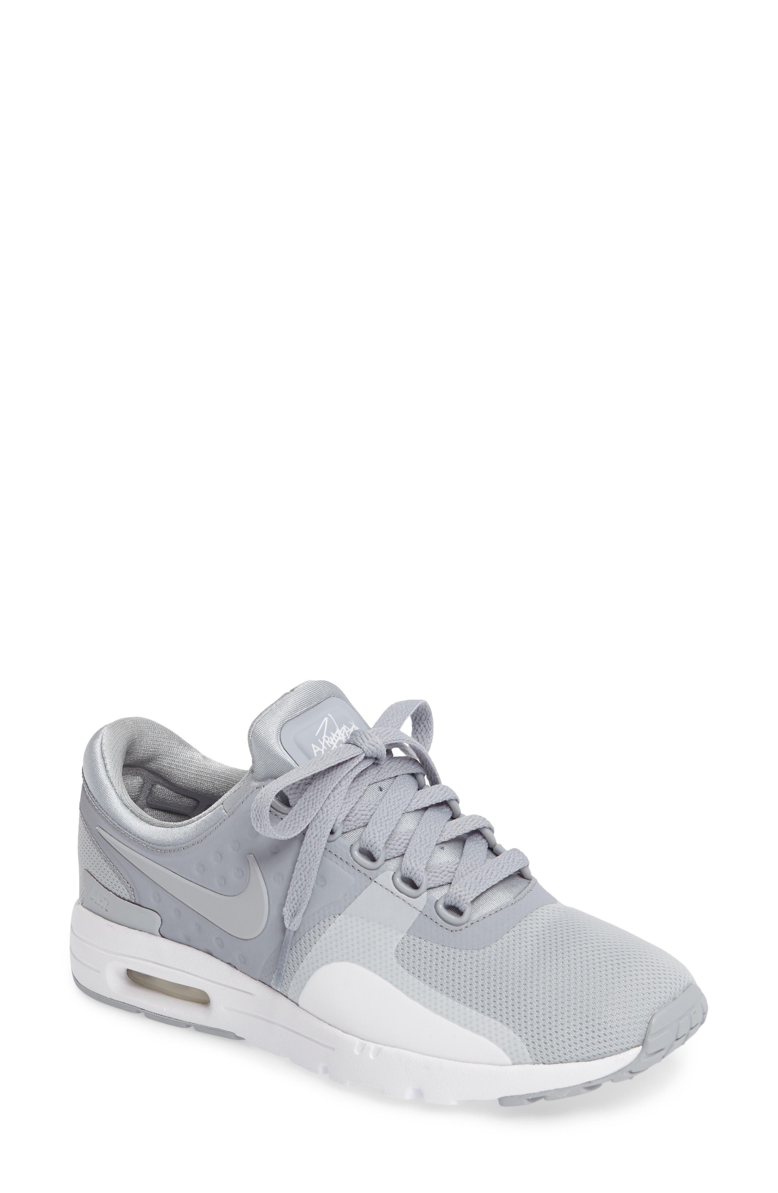 Air Max Zero Sneaker,                             Main thumbnail 1, color,                             020