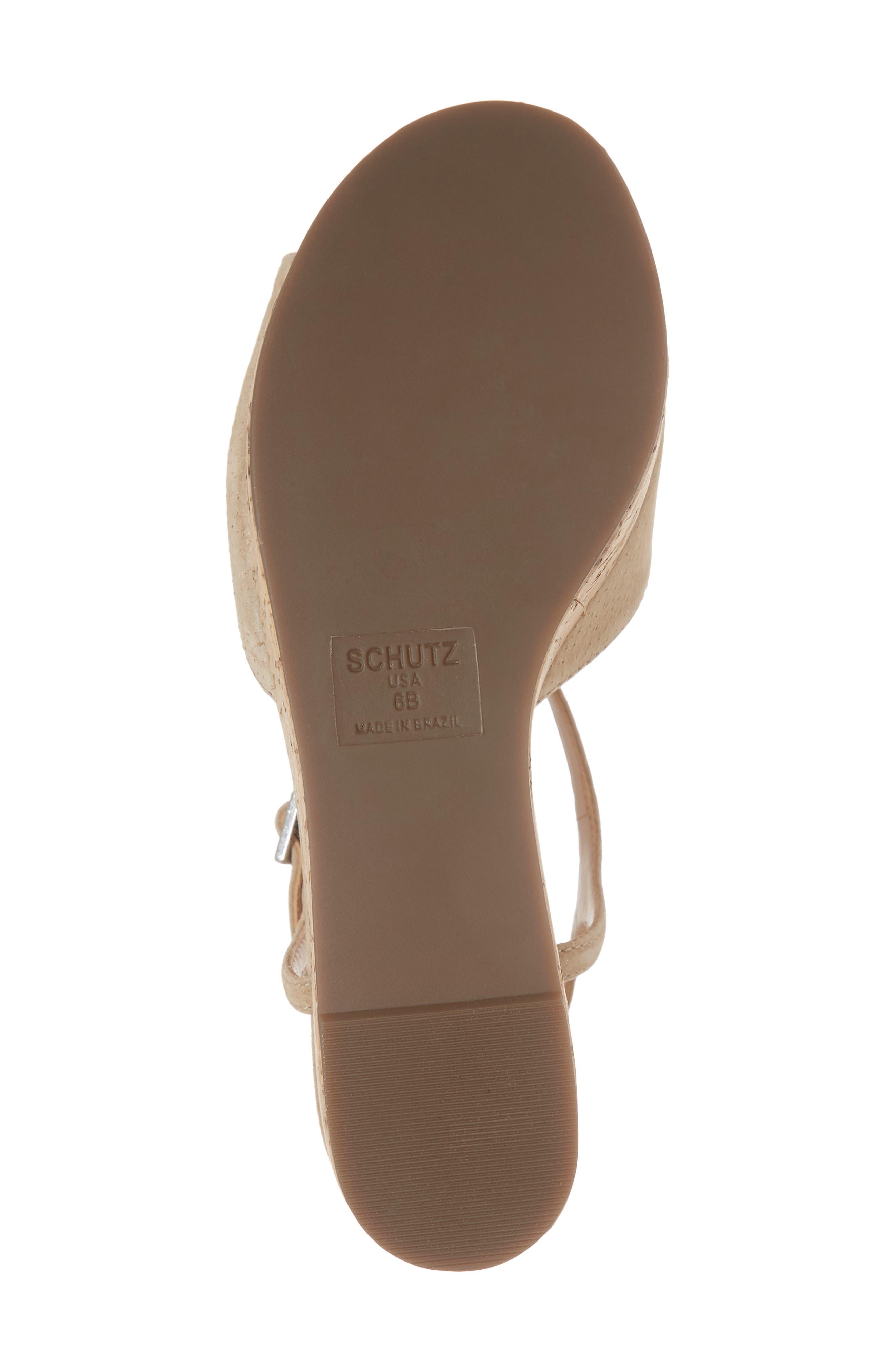 Heloise Platform Wedge Sandal,                             Alternate thumbnail 6, color,                             250