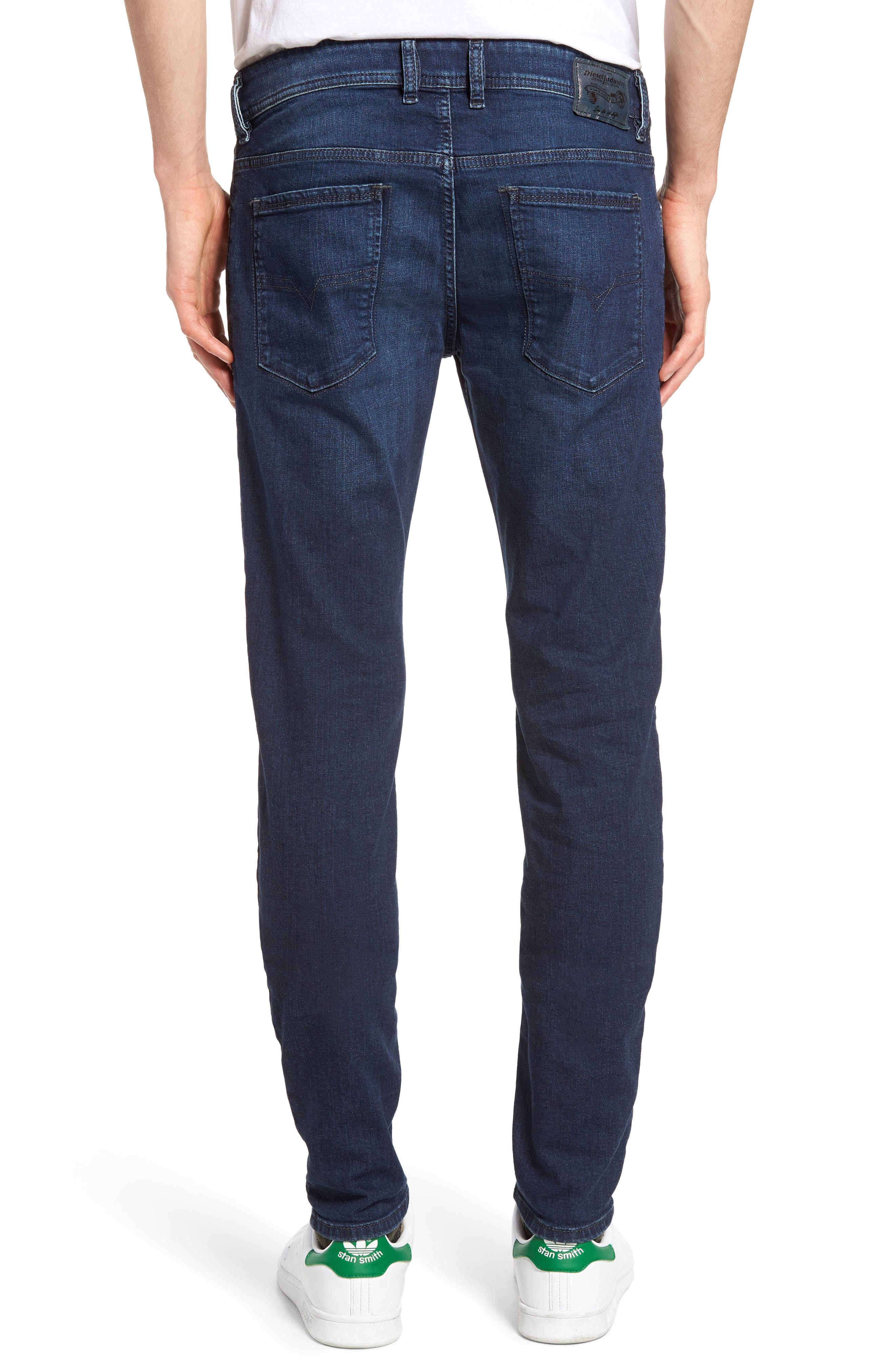 Sleenker Skinny Fit Jeans,                             Alternate thumbnail 2, color,                             400