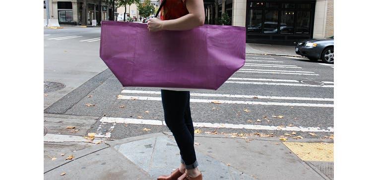 Goodwill bag.