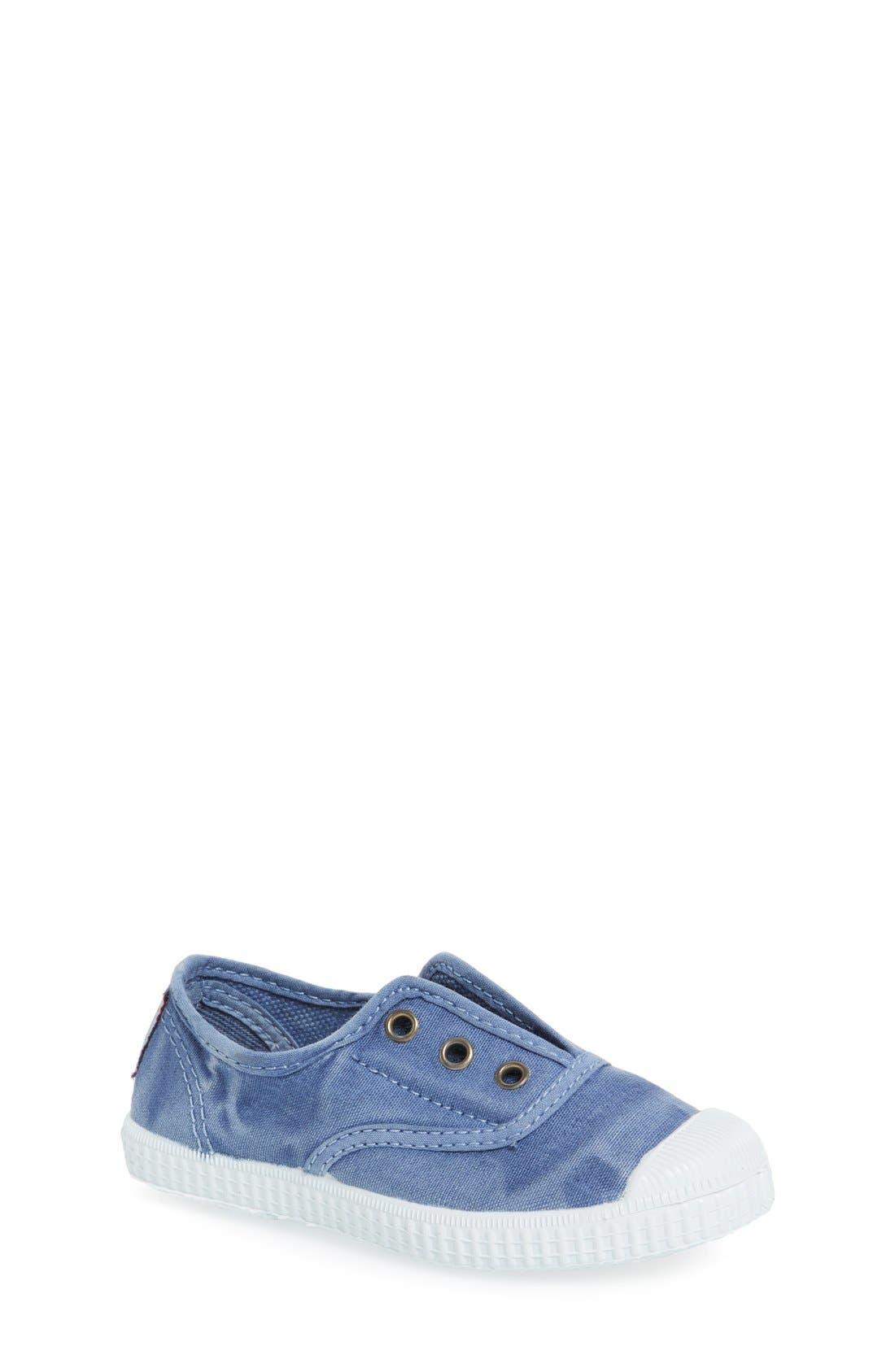 Laceless Slip-On Sneaker,                             Main thumbnail 6, color,
