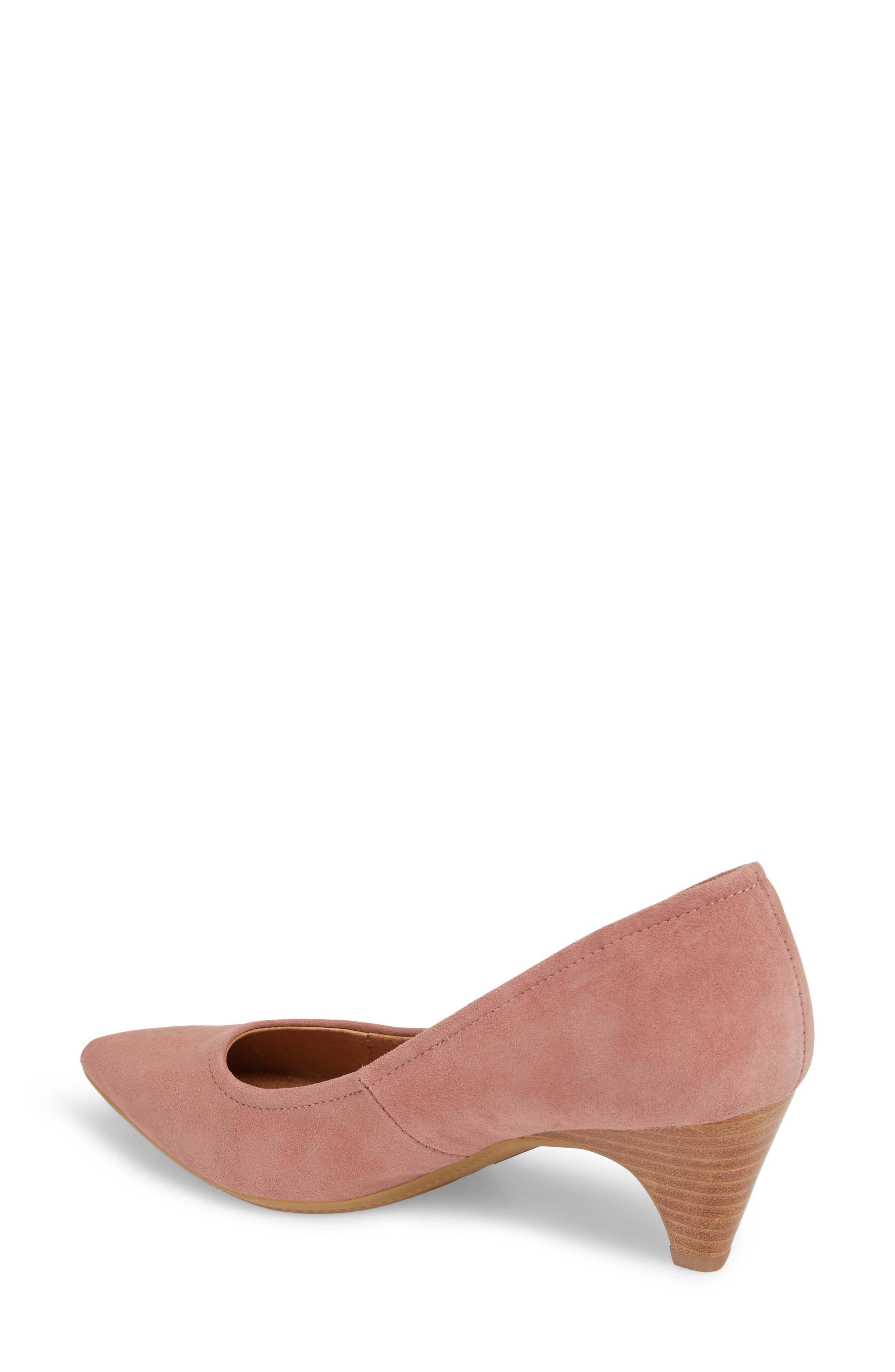 Altessa II Pump,                             Alternate thumbnail 2, color,                             MULBERRY SUEDE