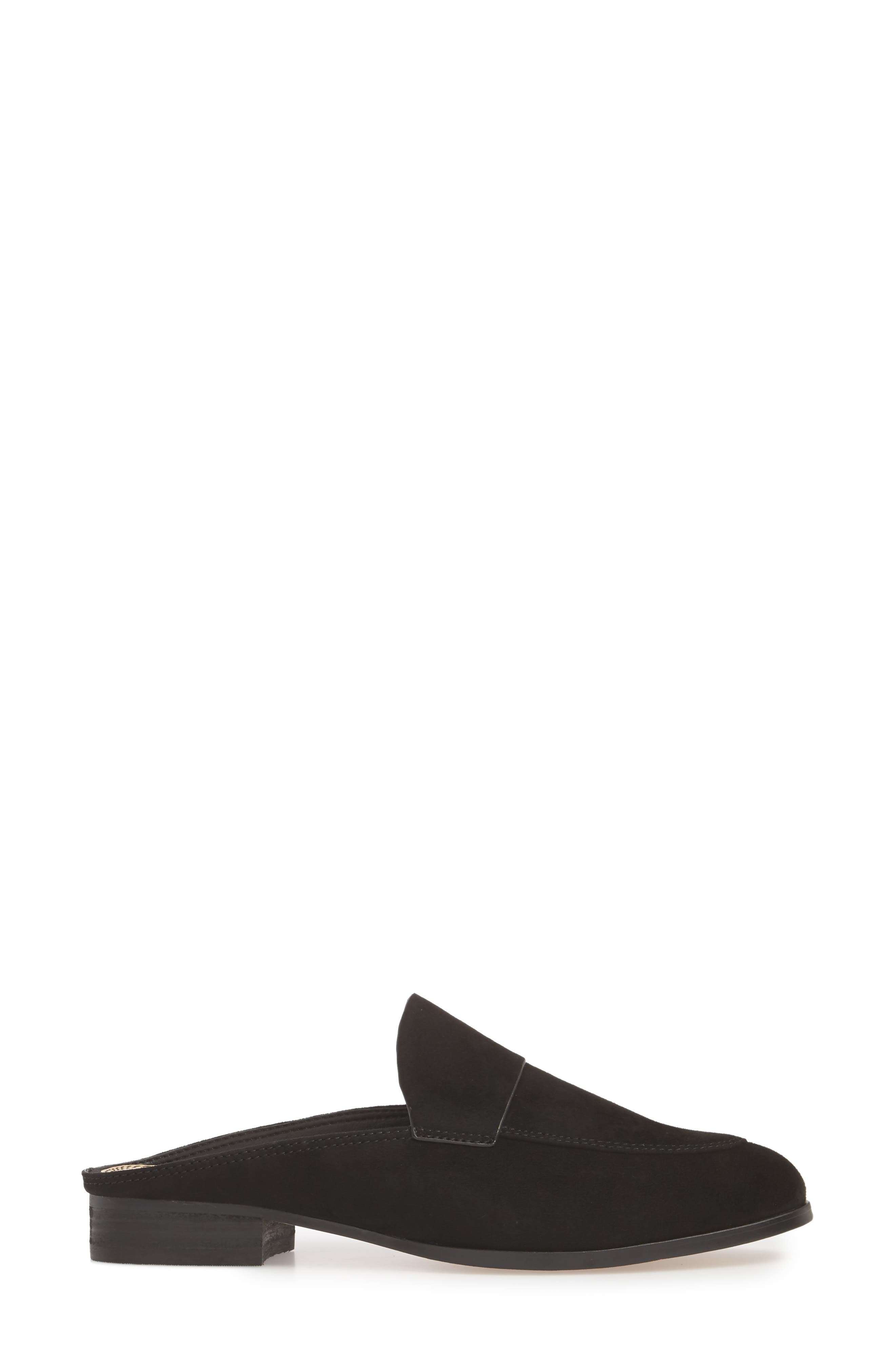 Nima Loafer Mule,                             Alternate thumbnail 3, color,                             013