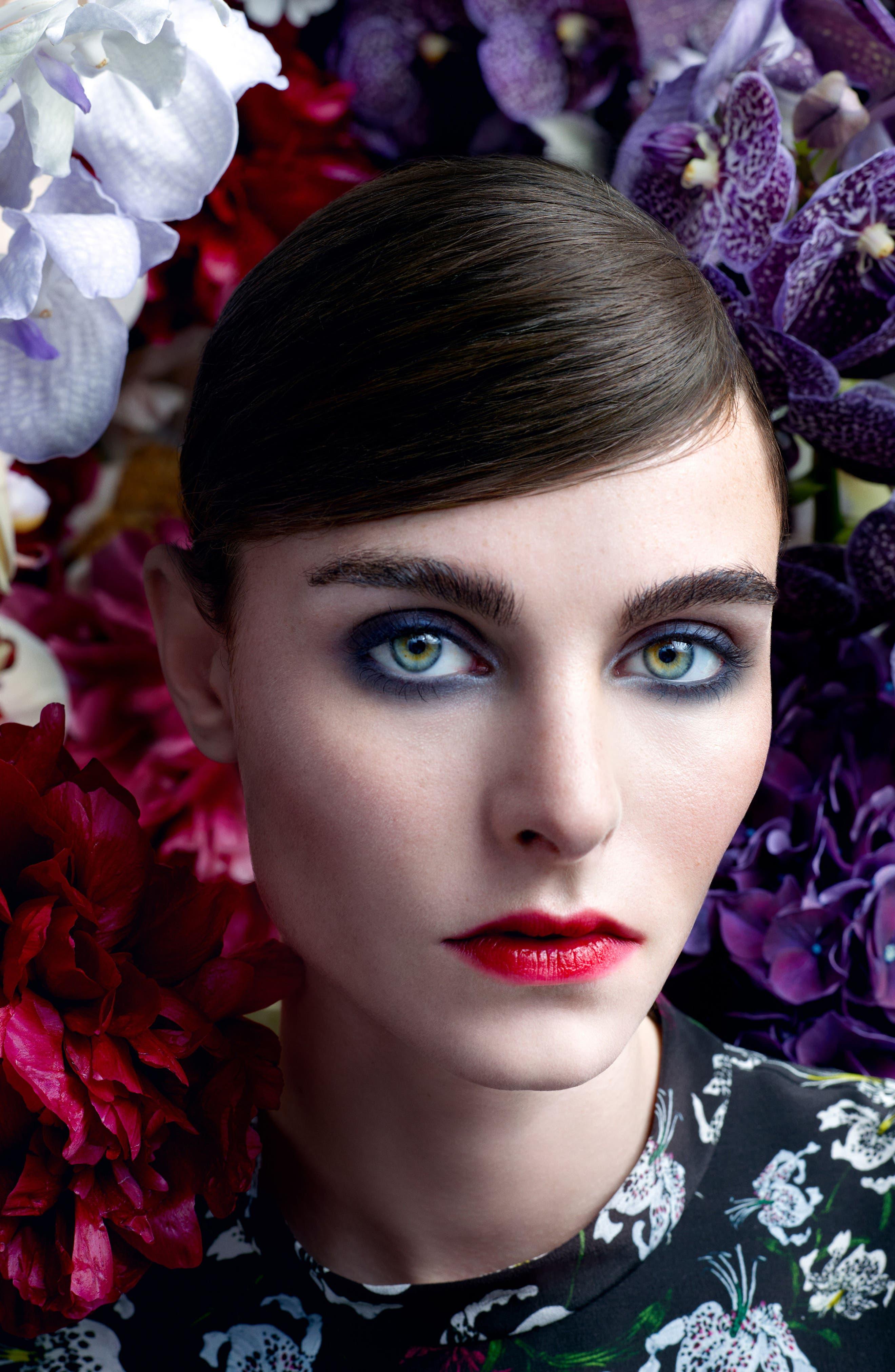 x Erdem Strange Flowers Lipstick,                             Alternate thumbnail 4, color,                             500