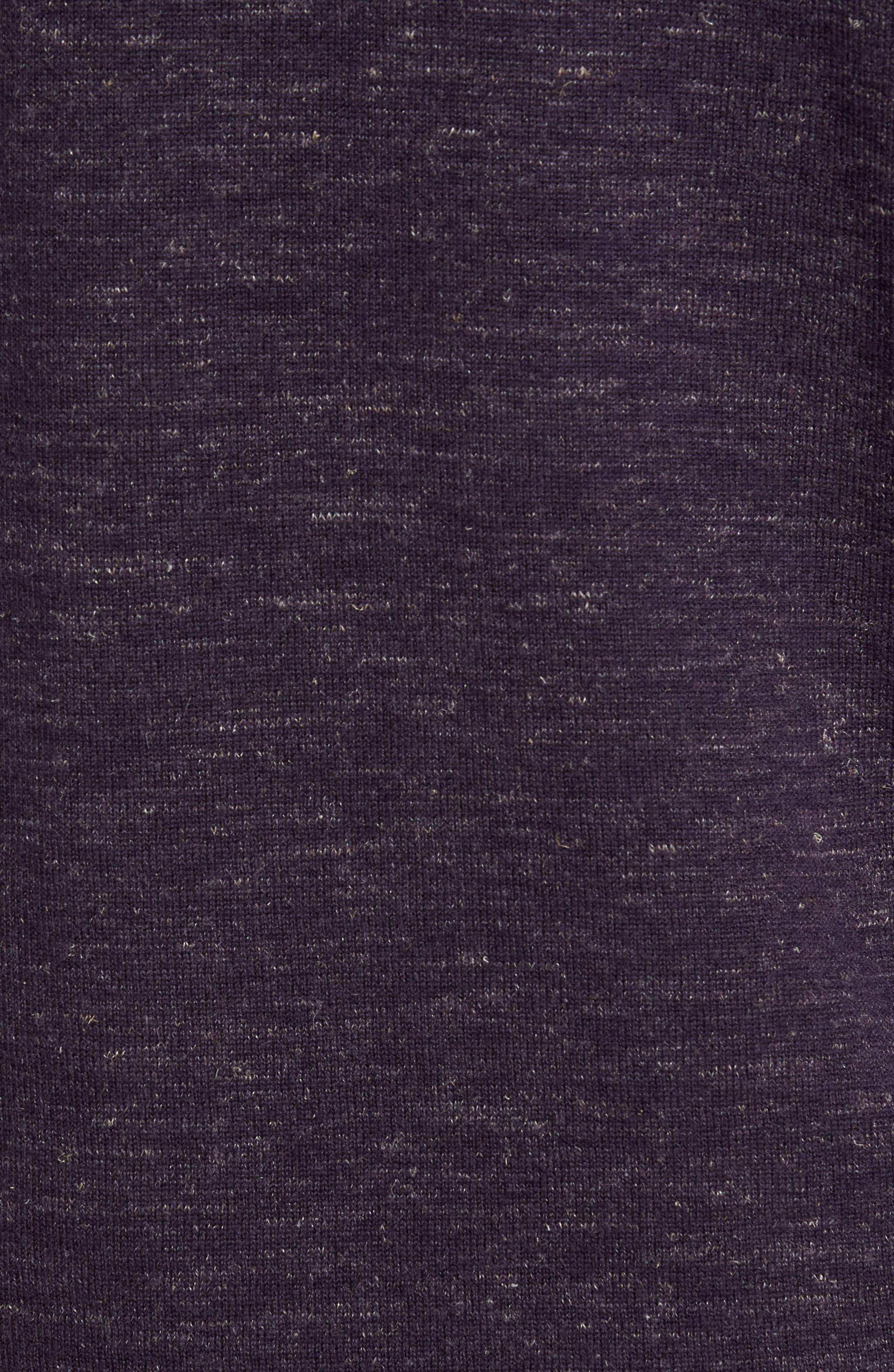 Long Sleeve V-Neck Sweater,                             Alternate thumbnail 15, color,