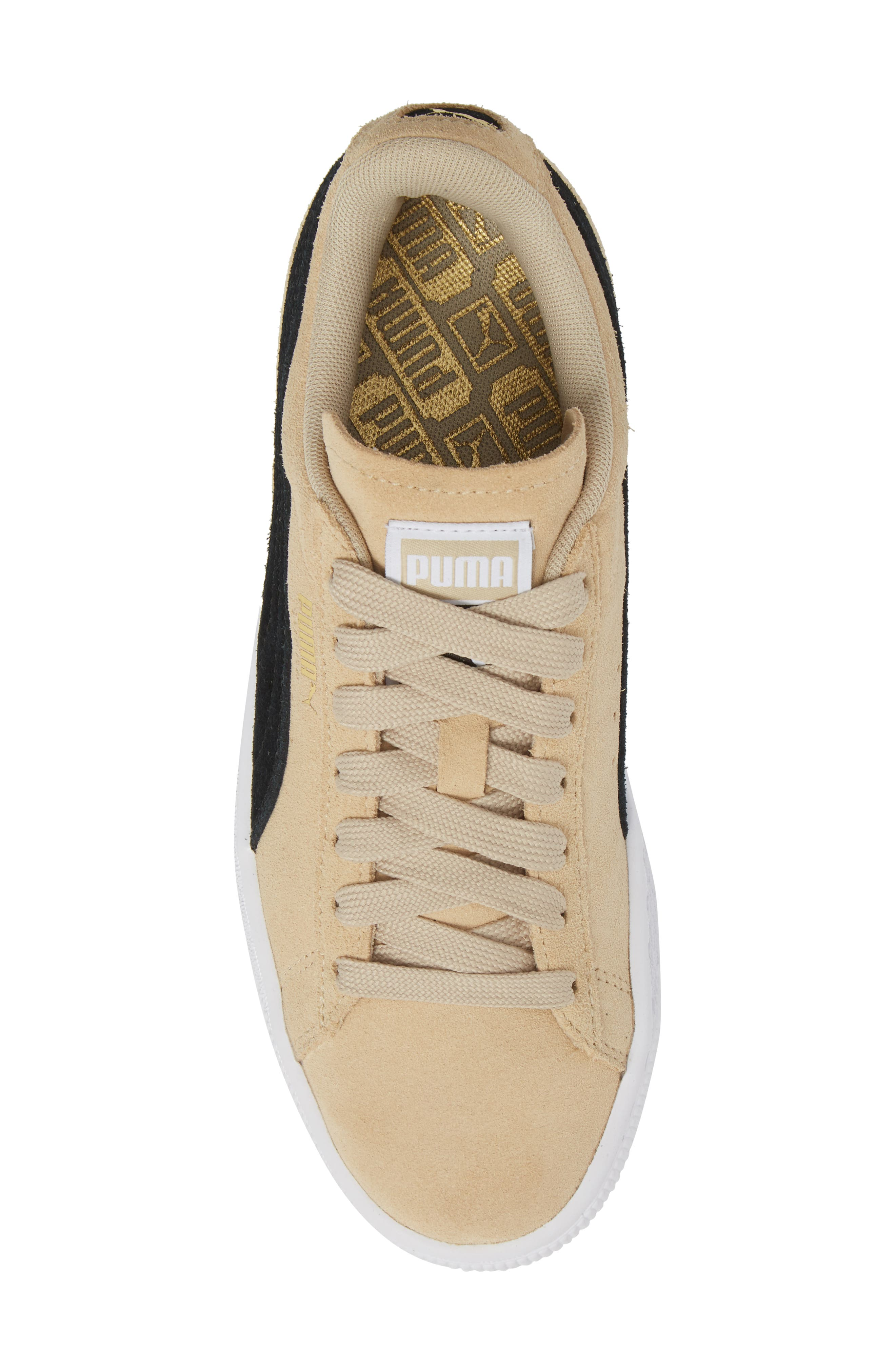 Suede Sneaker,                             Alternate thumbnail 114, color,