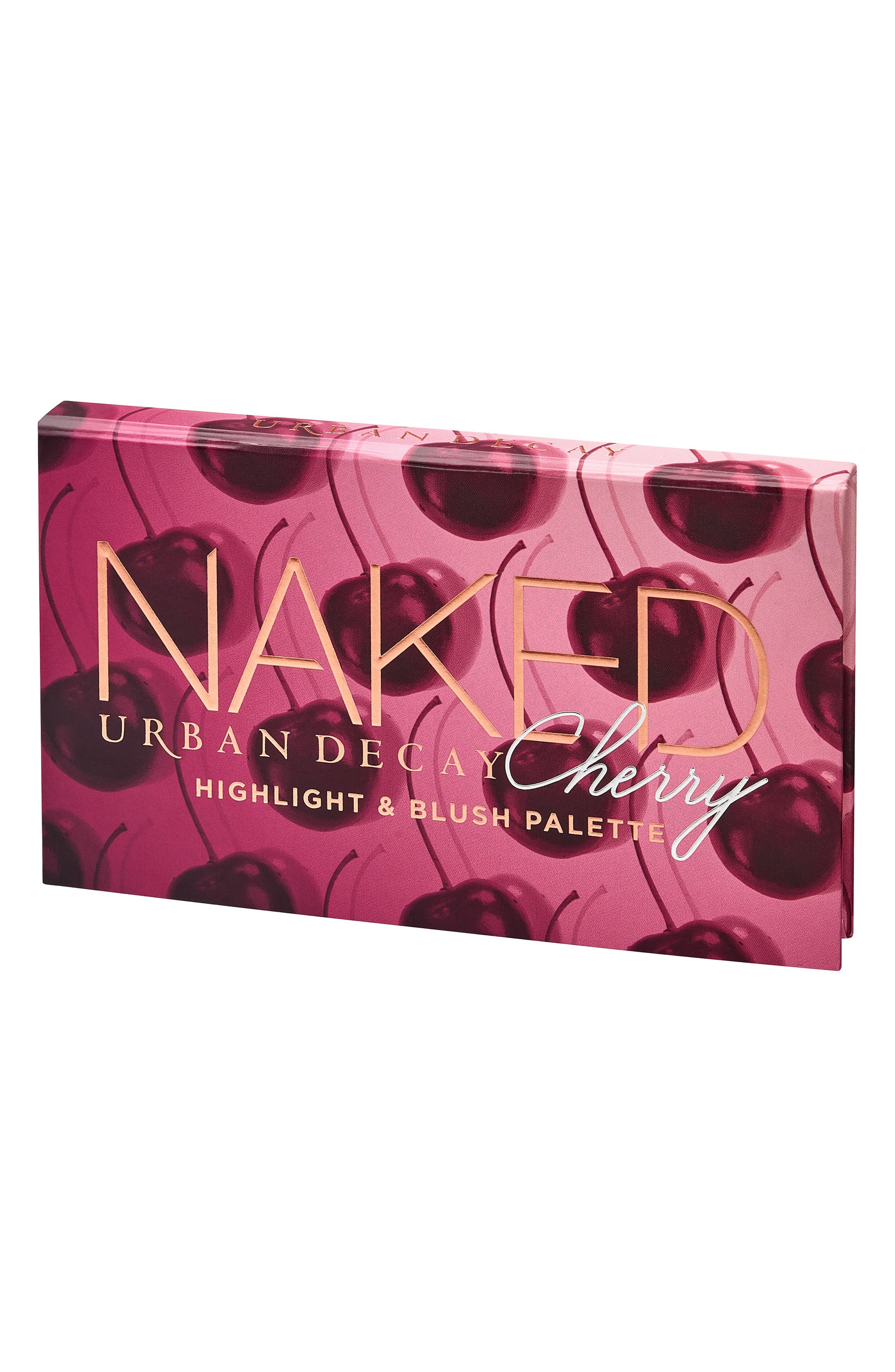 Naked Cherry Highlight and Blush Palette,                             Alternate thumbnail 4, color,                             NO COLOR