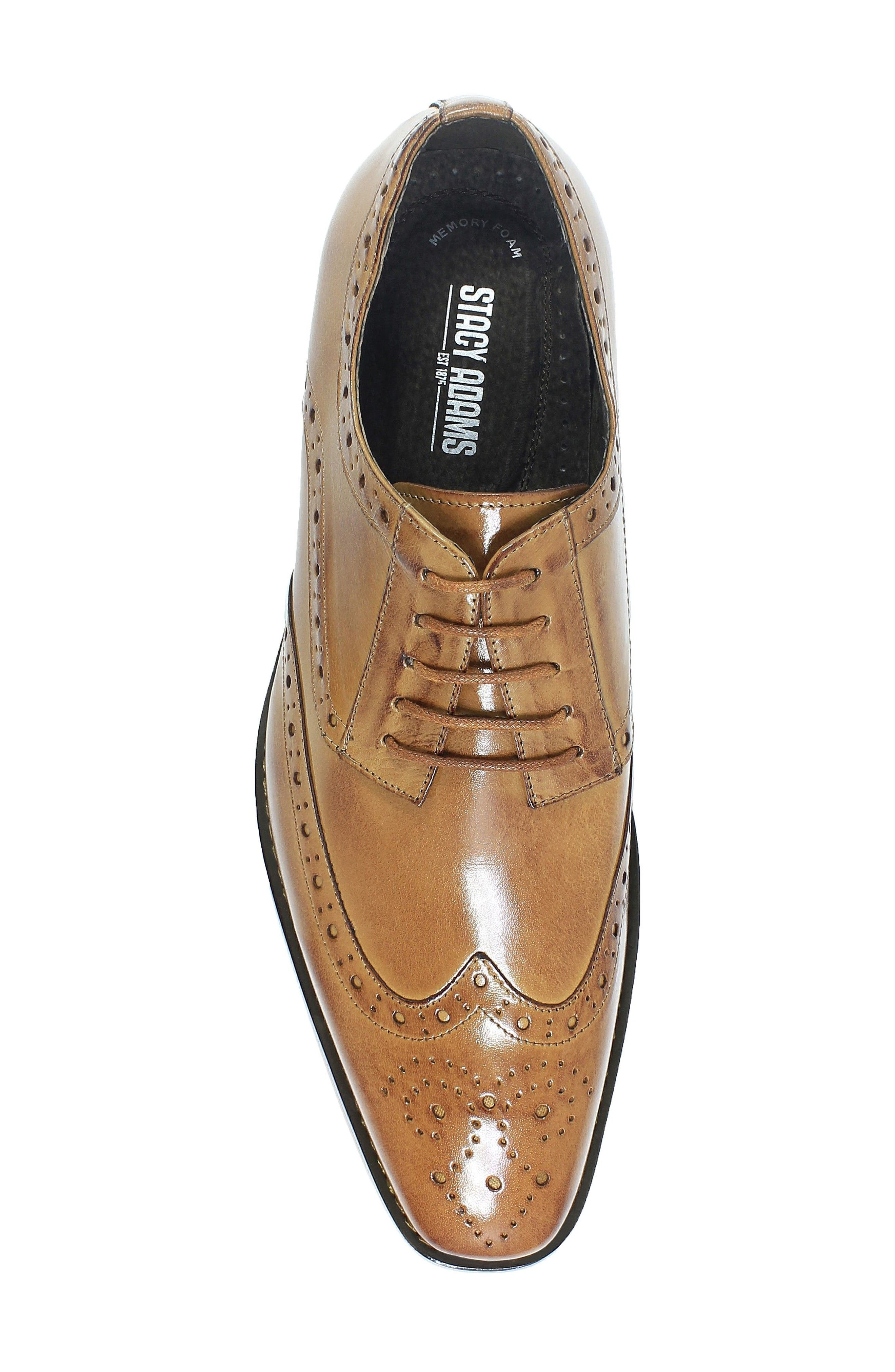 Tinsley Wingtip,                             Alternate thumbnail 5, color,                             TAN