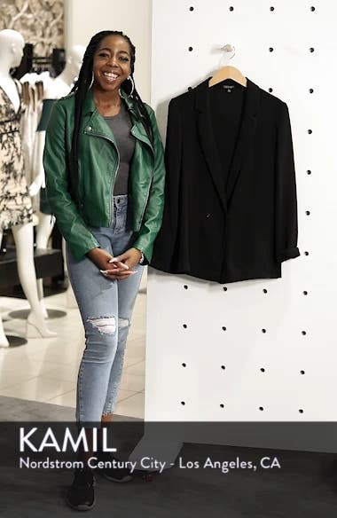 Ava Double Breasted Jacket, sales video thumbnail