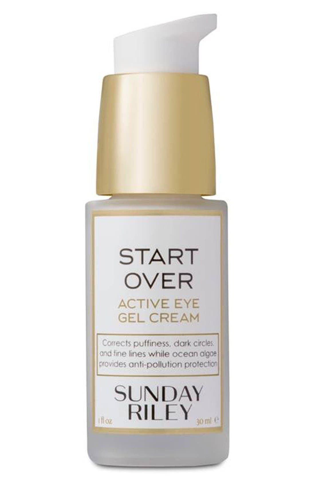 Start Over Active Eye Cream, Main, color, 000