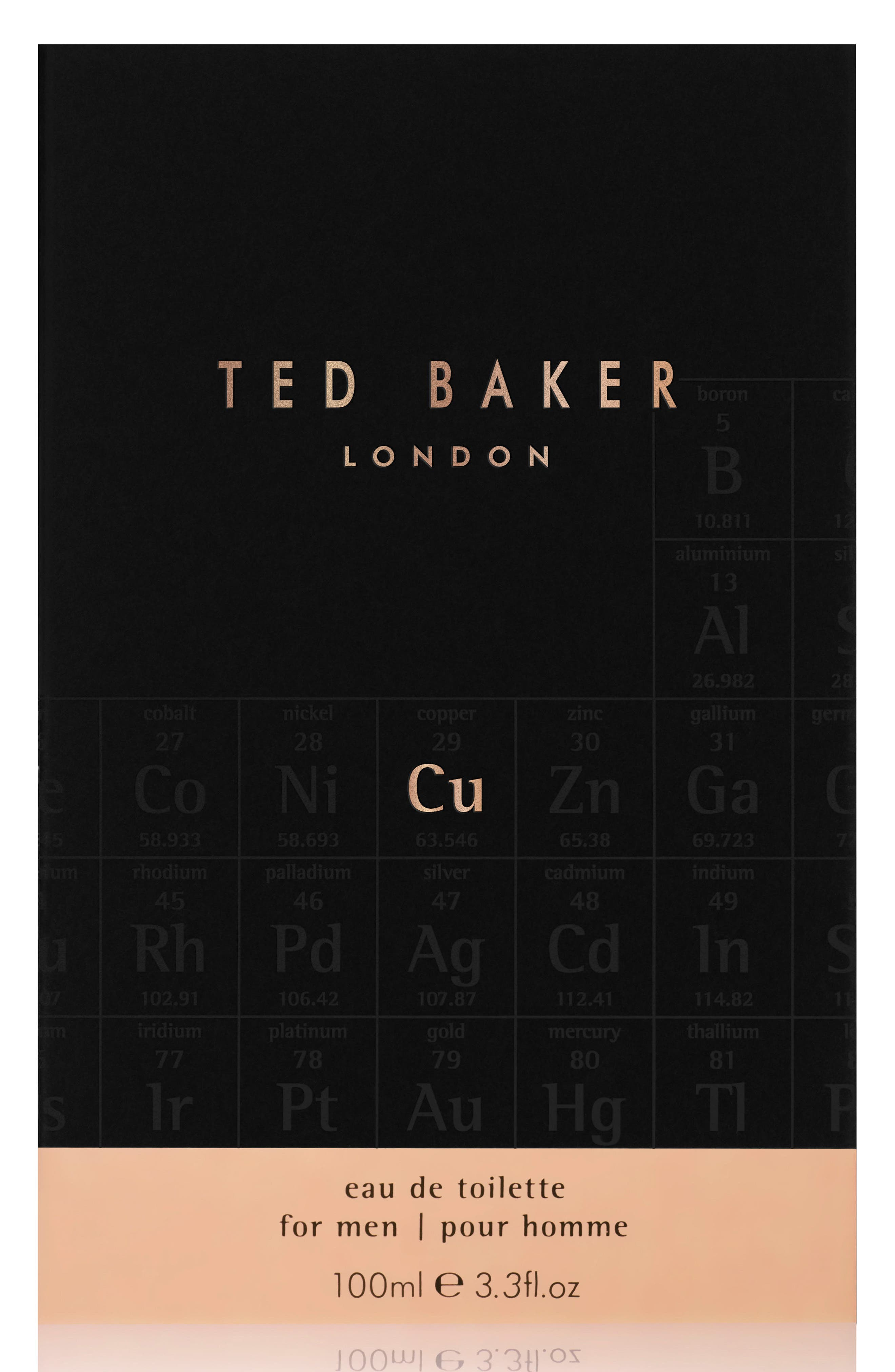 Ted Baker Tonic Cu Eau de Toilette,                             Alternate thumbnail 3, color,                             NO COLOR