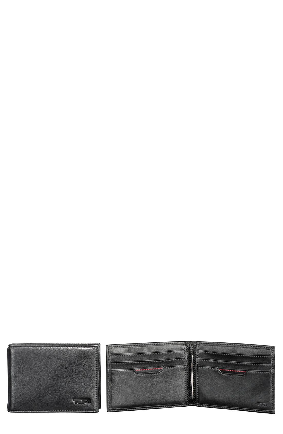 'Delta' Money Clip Wallet,                         Main,                         color,