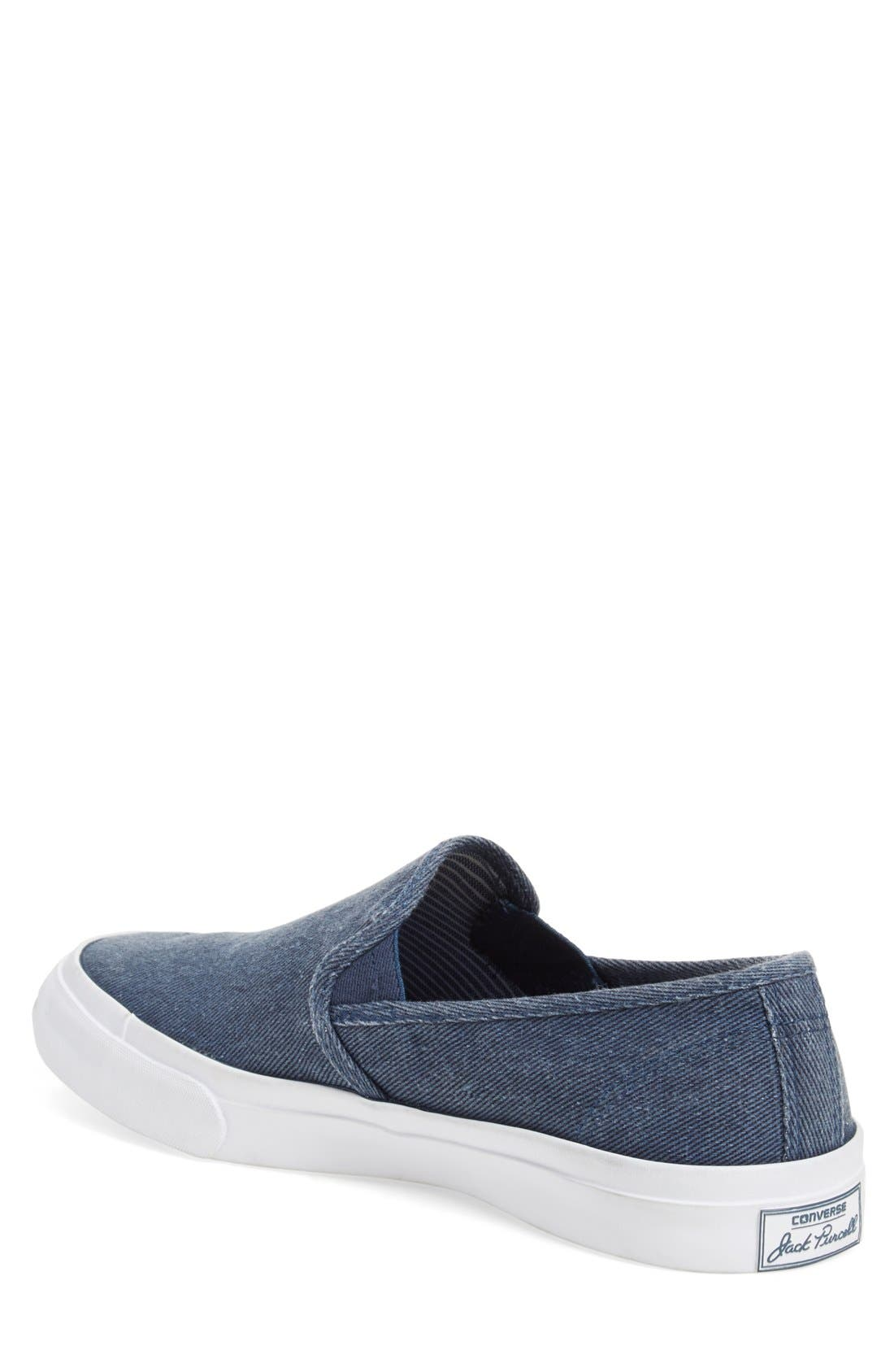 Jack Purcell II Slip-On,                             Alternate thumbnail 6, color,