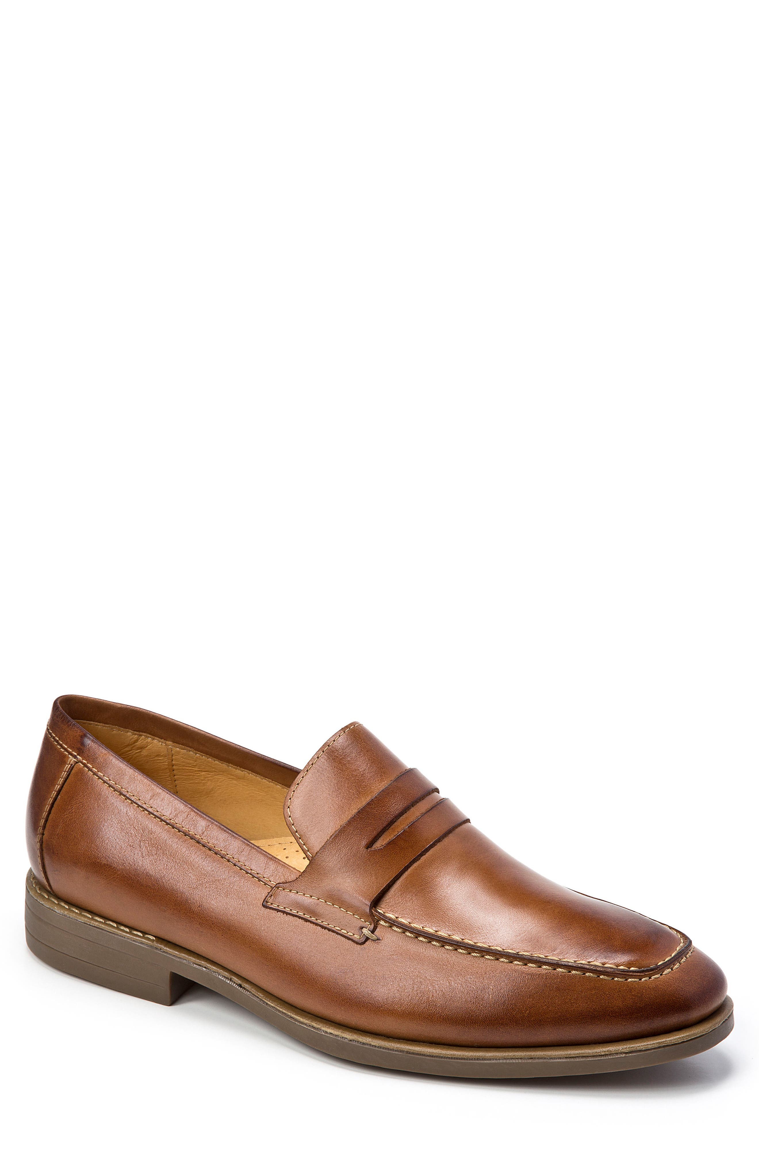 Murray Penny Loafer,                         Main,                         color, TAN