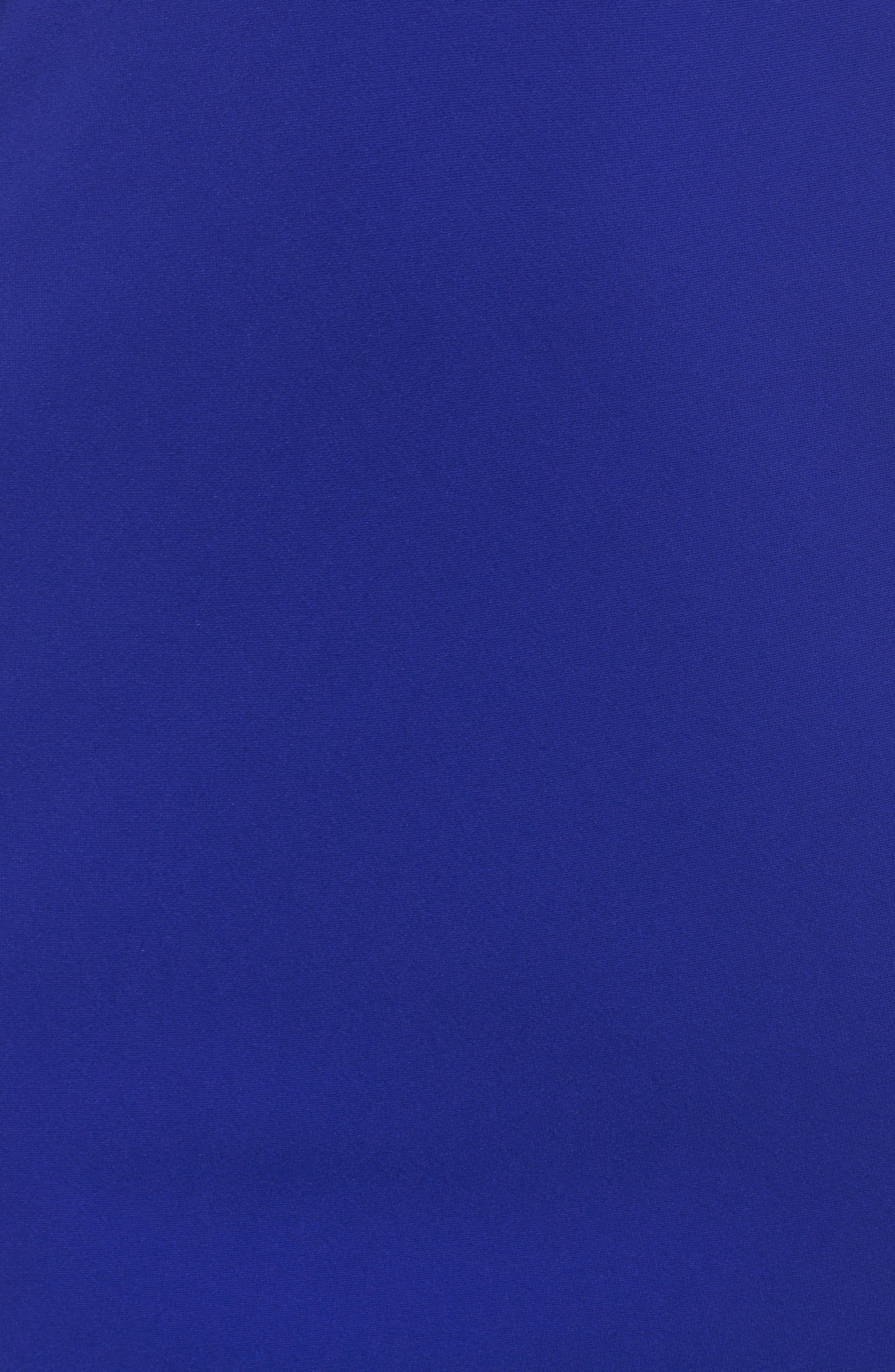 Open Back Halter Gown,                             Alternate thumbnail 5, color,                             425